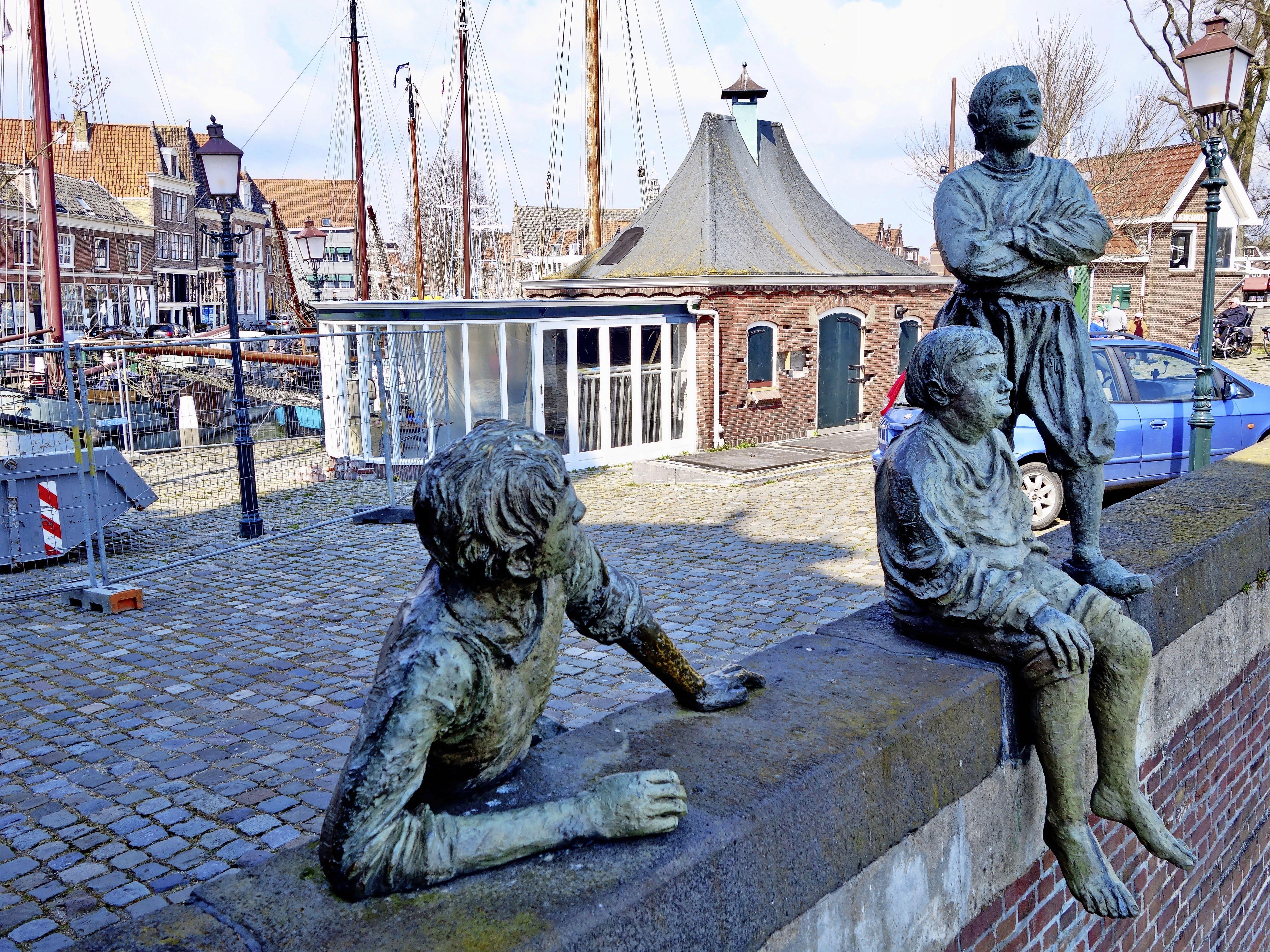 Tientallen aanmeldingen voor voormalige viskiosk bij Hoofdtoren in Hoorn