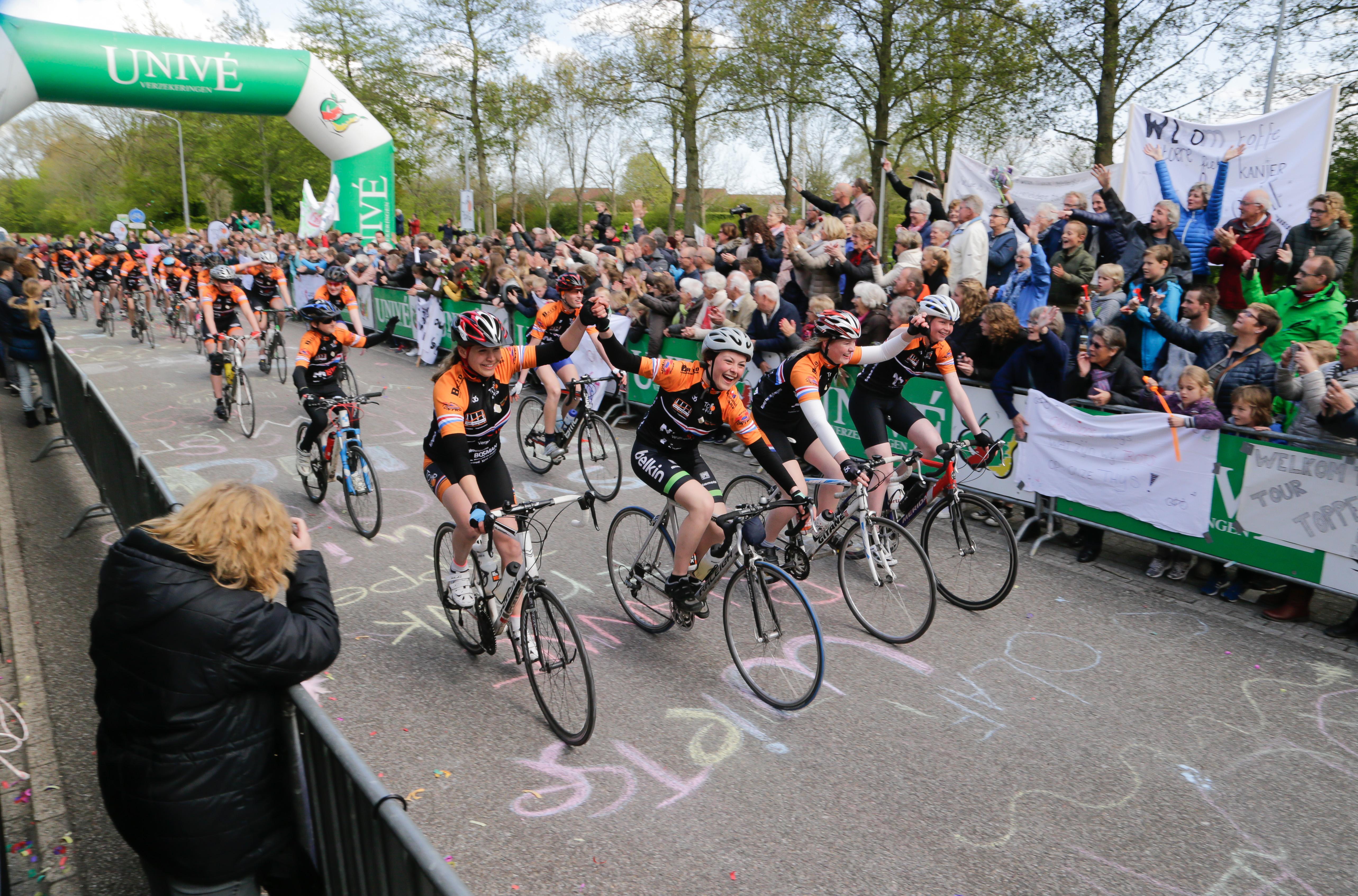 Tour de Fris en Tour de Heroes van de agenda gehaald