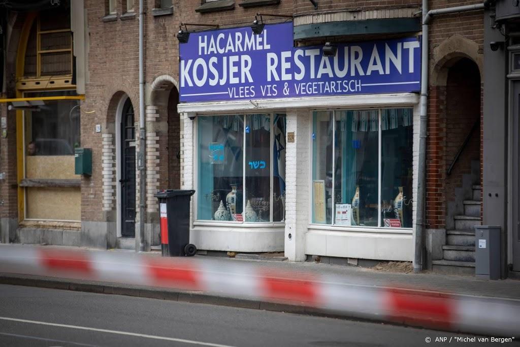 Celstraf voor plaatsen nepbom Joods restaurant HaCarmel