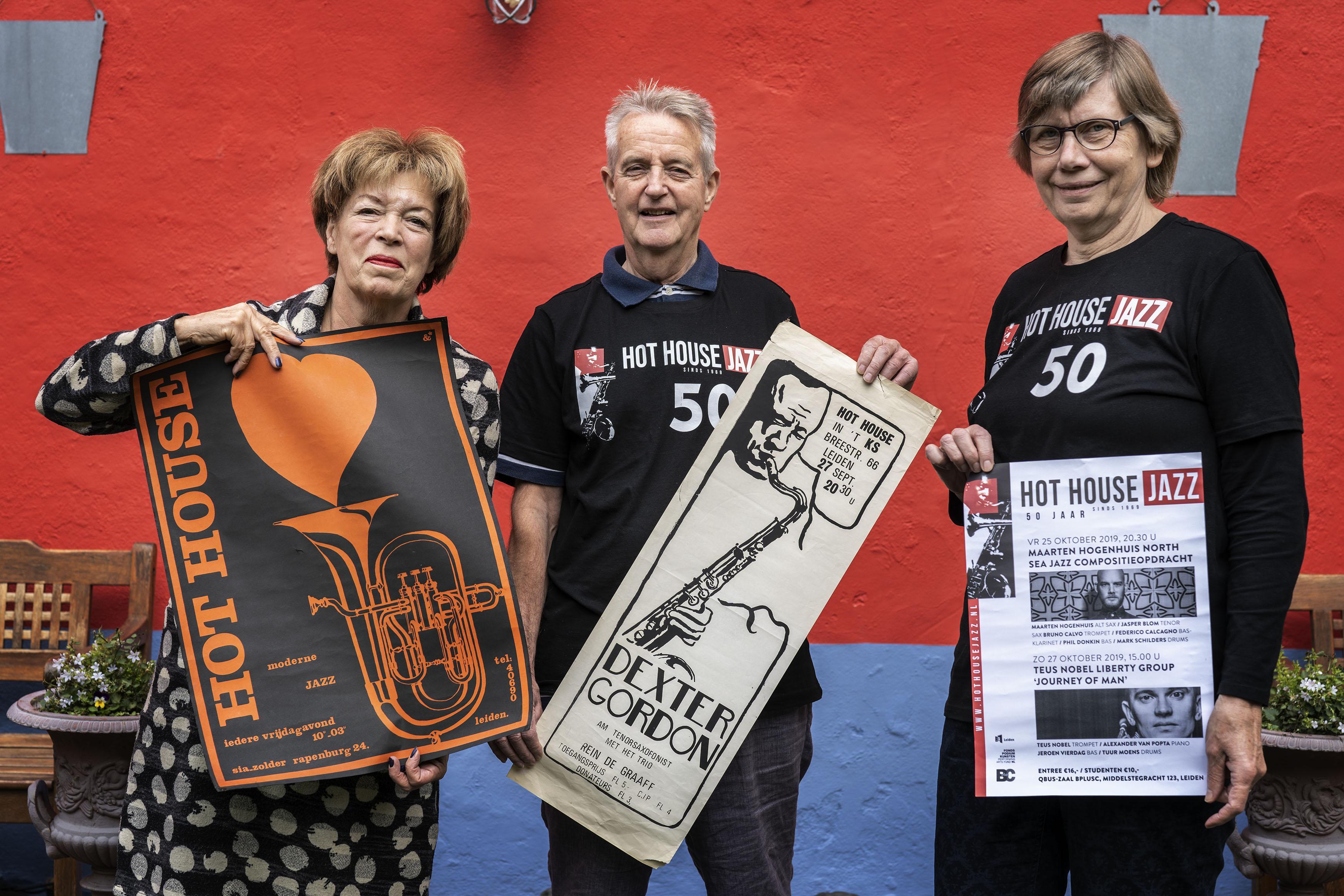 Hot House tekent voor vijftig jaar jazzconcerten in Leiden: 'Samenwerking broodnodig tussen de podia'