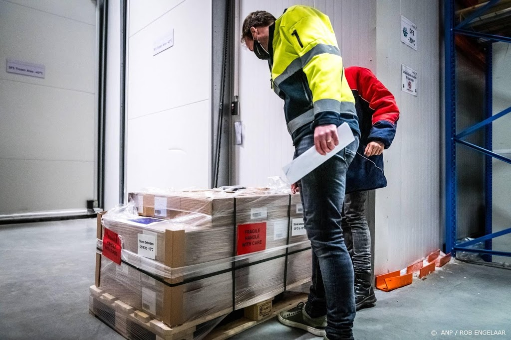 Advies: laat Janssen-vaccin voorlopig in de opslag liggen