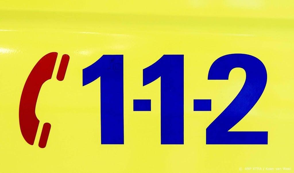 Alarmnummer 112 in gebied rond Leersum overspoeld