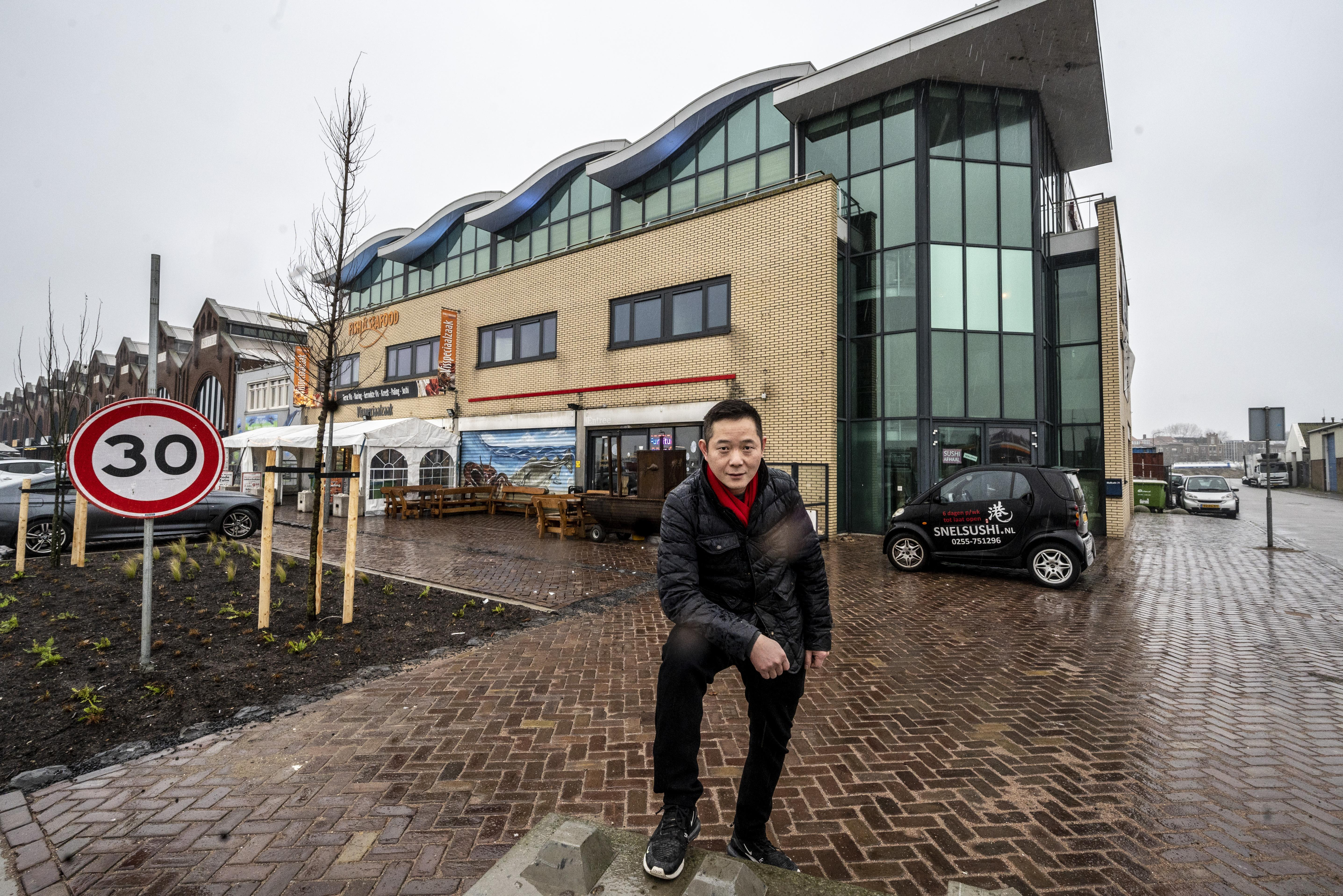 Harbour Hotel IJmuiden hoopt komend voorjaar open te gaan: 'Er is nog ruimte in IJmuiden voor een hotel als dat van mij'