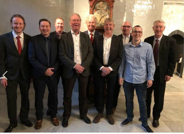 PVV'ers Zaanstad stapsgewijs gepresenteerd