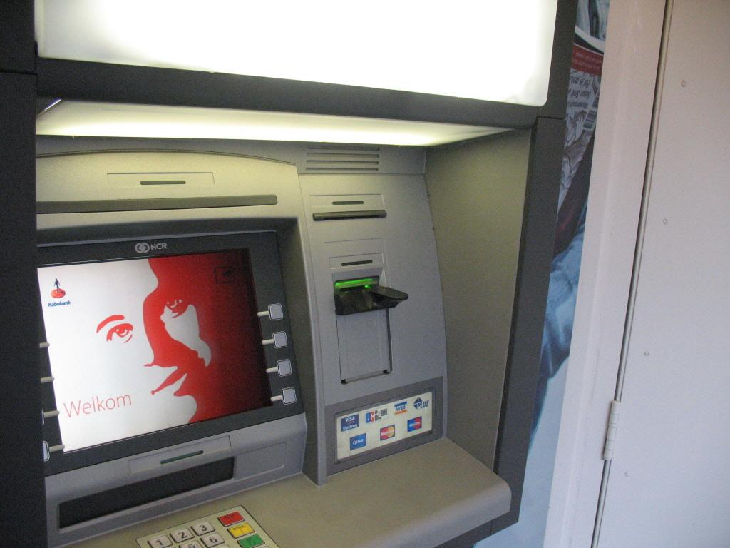 Pinautomaat Oosthuizen verdwijnt op korte termijn