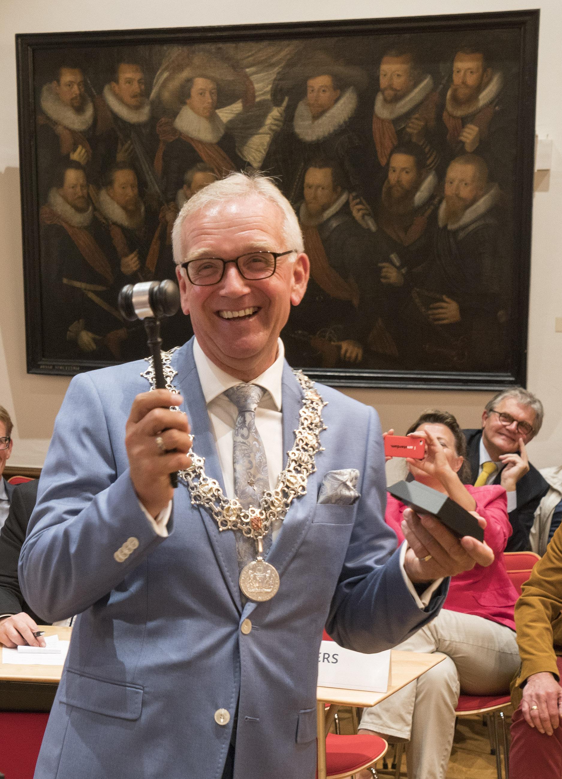 Piet Bruinooge, de CDA'er die raadslid, wethouder en burgemeester werd. En nu kiest voor familie, gezondheid en Zeeland