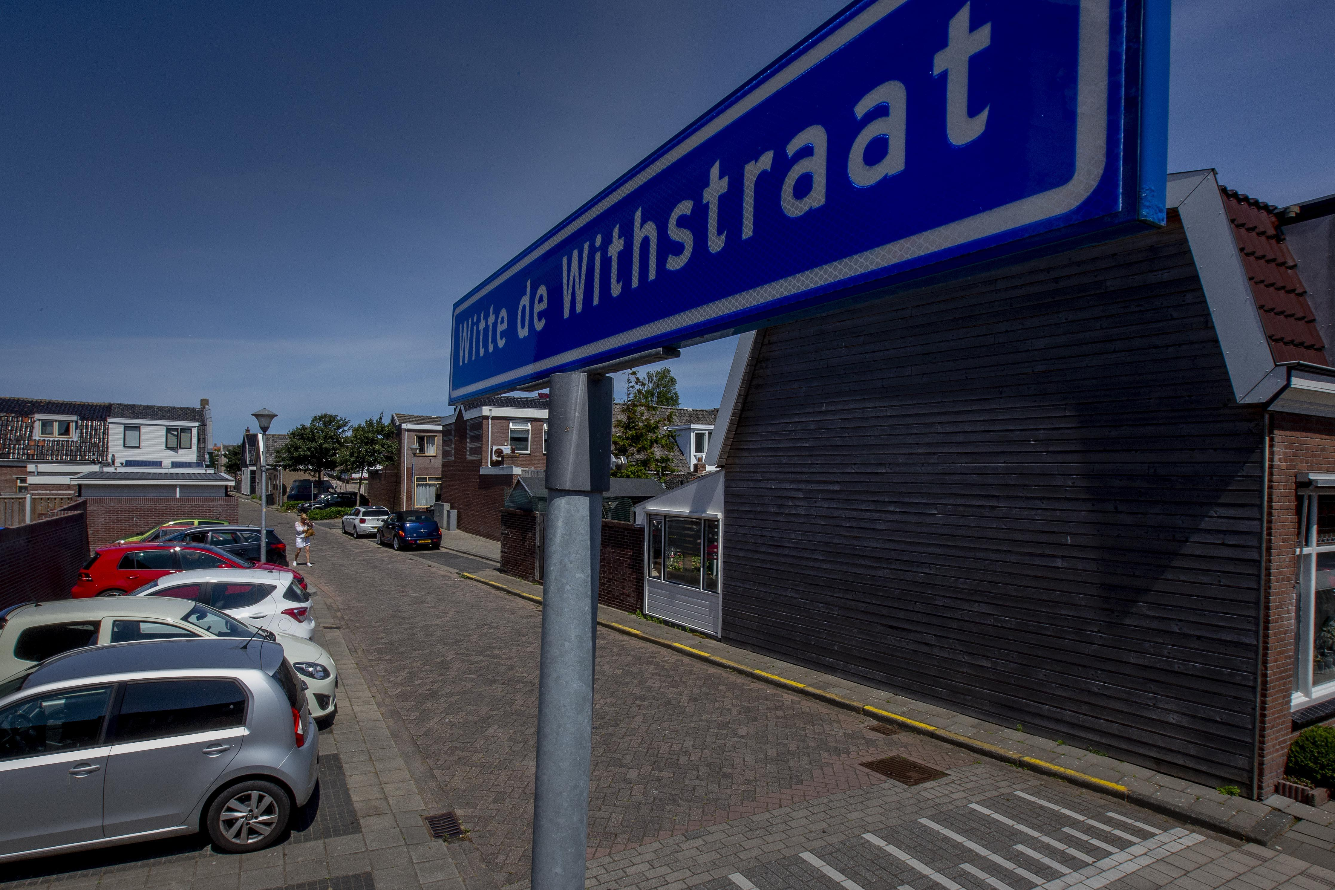 Ja, ook in de Noordkop zijn straten vernoemd naar 'zeehelden' uit de Gouden Eeuw. Maar deze namen staan niet ter discussie