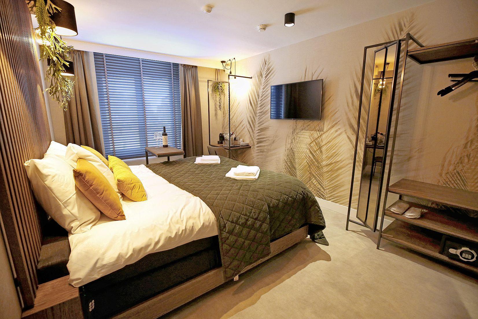 Een nachtje in een leeg hotel voor een inkijkje in het SoHotel in Schagen, dat naar verwachting volgende week opengaat