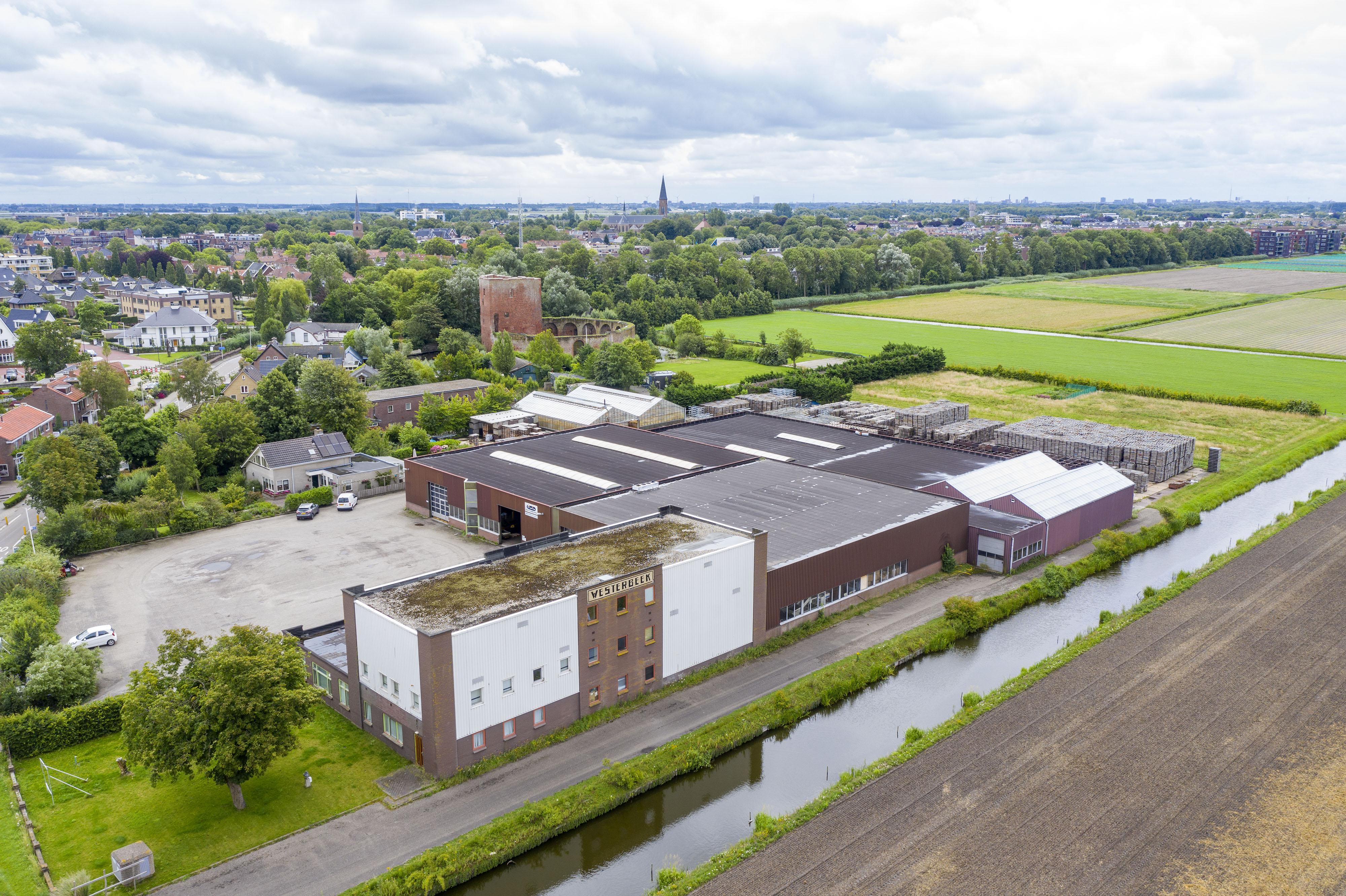 Toekomst van bollenschuur Westerbeek in Voorhout blijft voorlopig een vraagteken