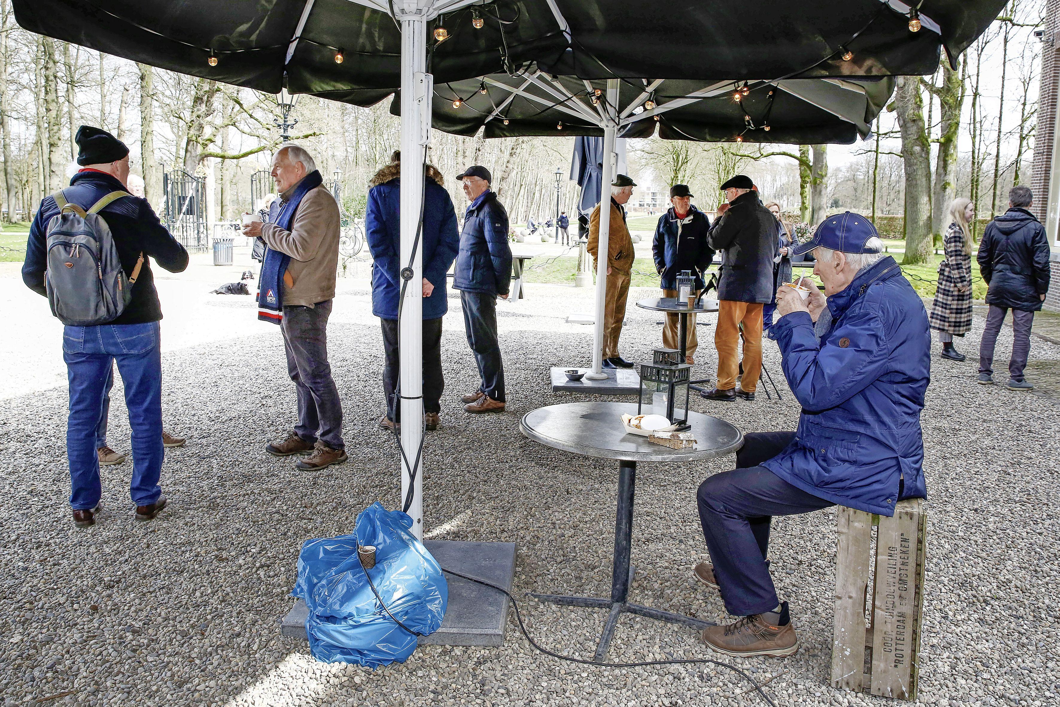 'We hopen dat hierdoor de culturele sector misschien een stapje sneller weer open kan', pilot-events in Baarn en Naarden kijken met tevredenheid terug
