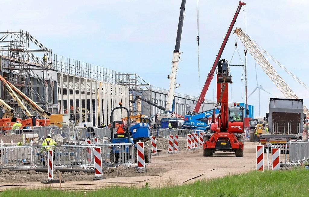 Google geeft openheid over datacenter in Hollands Kroon; mega-investering goed voor 125 arbeidsplaatsen