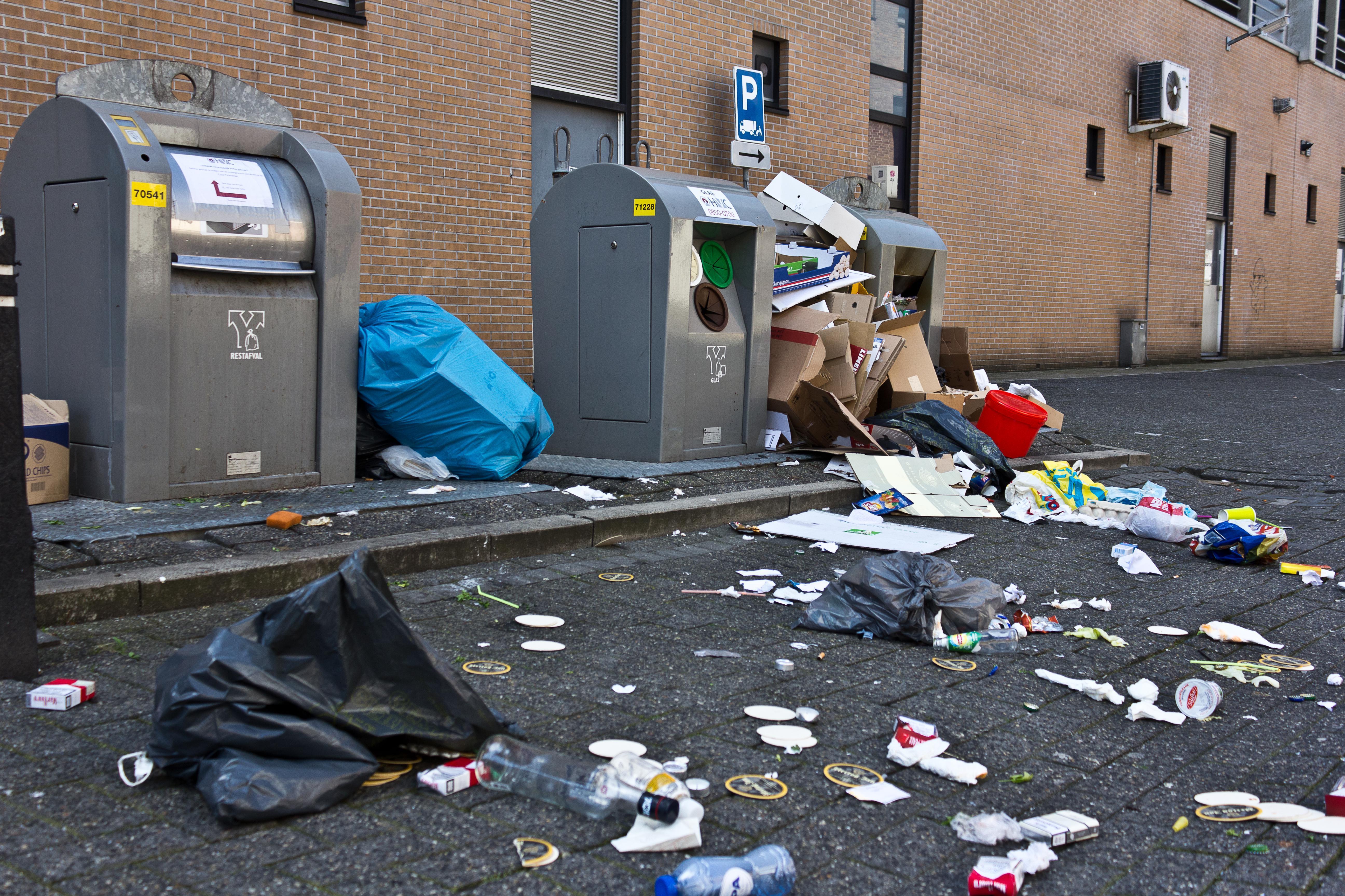 Twintig extra toezichthouders op straat om burgers op te sporen die afval achter laten in Haarlemmermeer