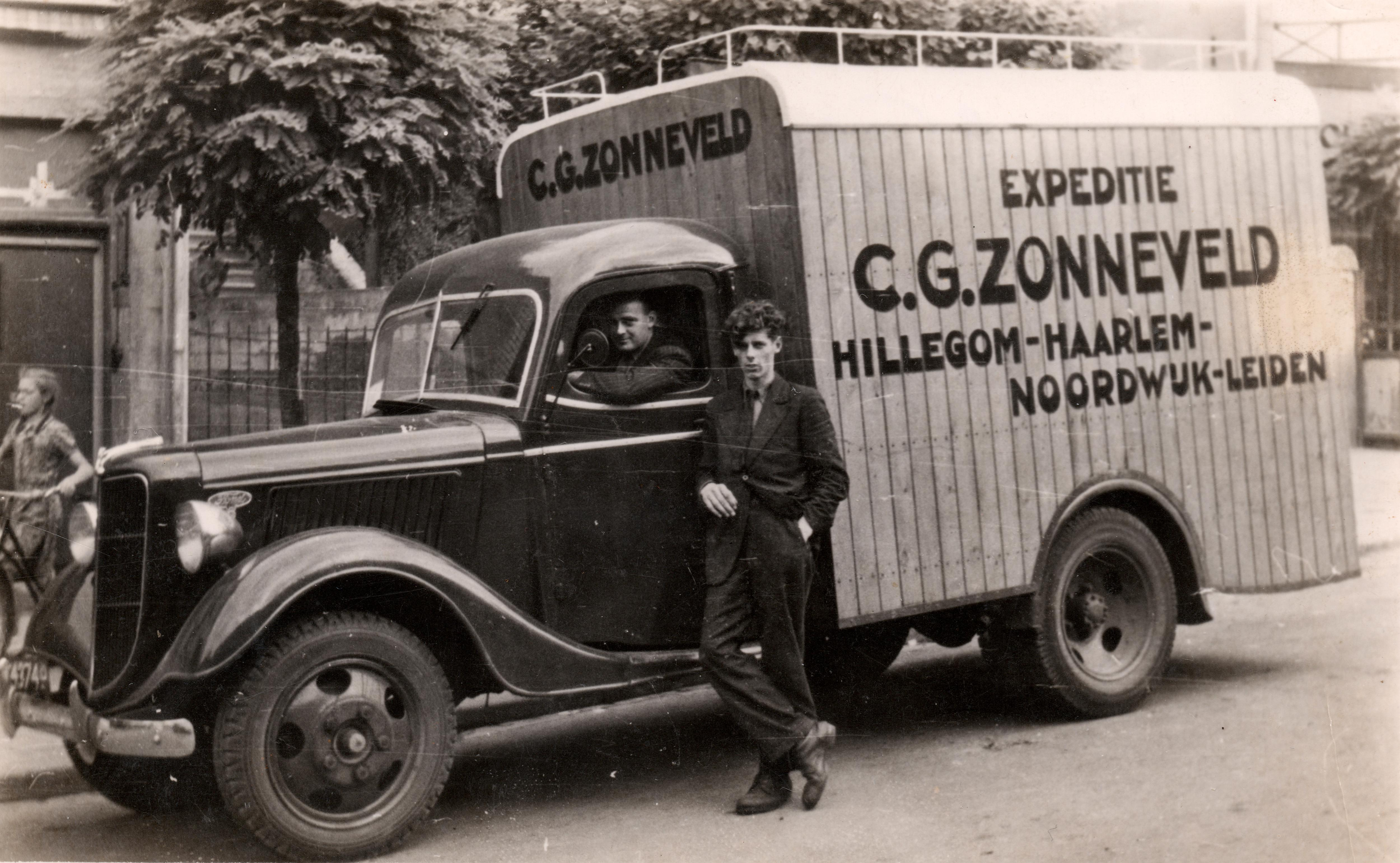 3 april 1945: 'De jongens worden beschoten!' Hoe Cor Zonneveld werd gedood door Spitfires