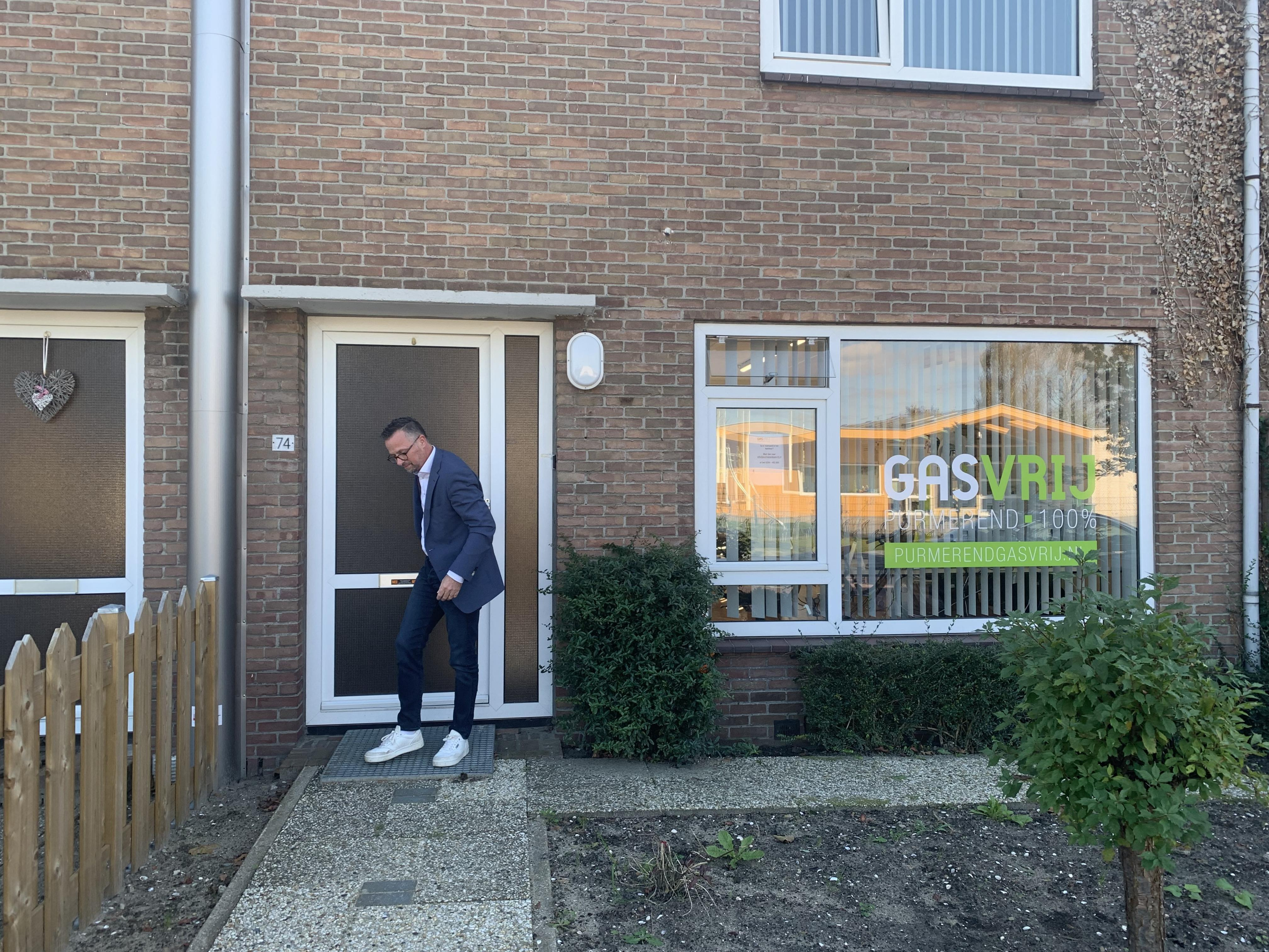 Purmerendse wethouder Paul van Meekeren overleeft motie van wantrouwen: gaat wel door het stof over gang van zaken rond project Gasvrij