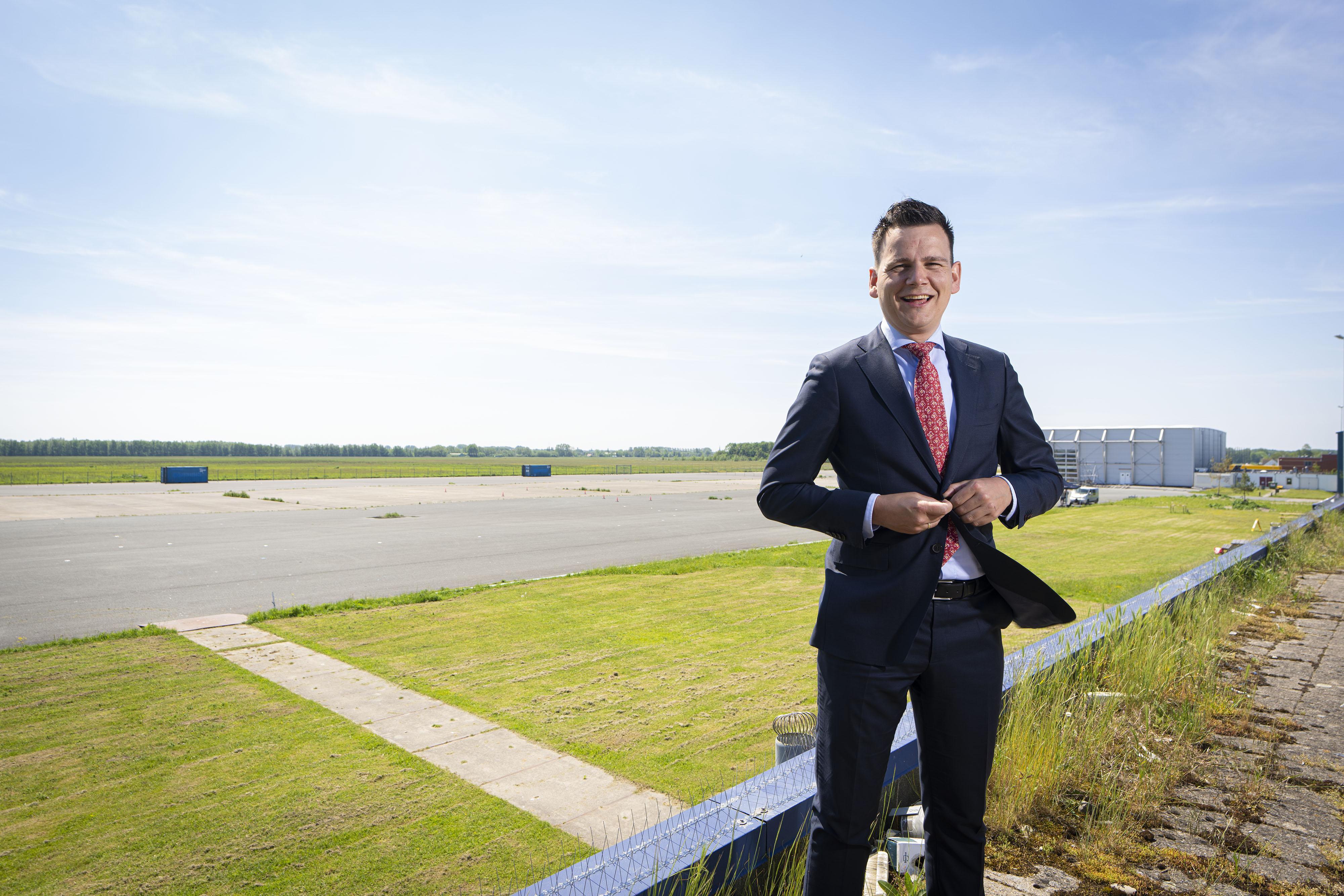 Katwijk legt bestemmingsplan voor 5600 woningen nieuw dorp Valkenhorst ter inzage: 'Soms wilde ik die laptop wel uit het raam gooien'