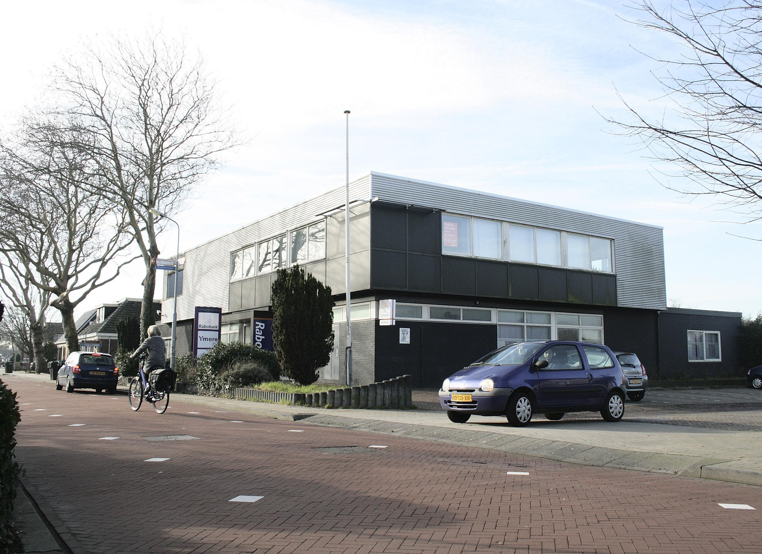 Appartementen in voormalige Rabobank Sint Pancras