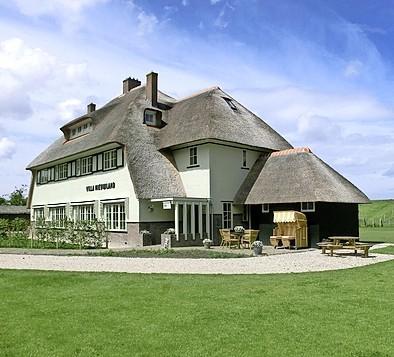 Villa Nieuwland in Oosterland is in de race voor eretitel beste B&B van Nederland