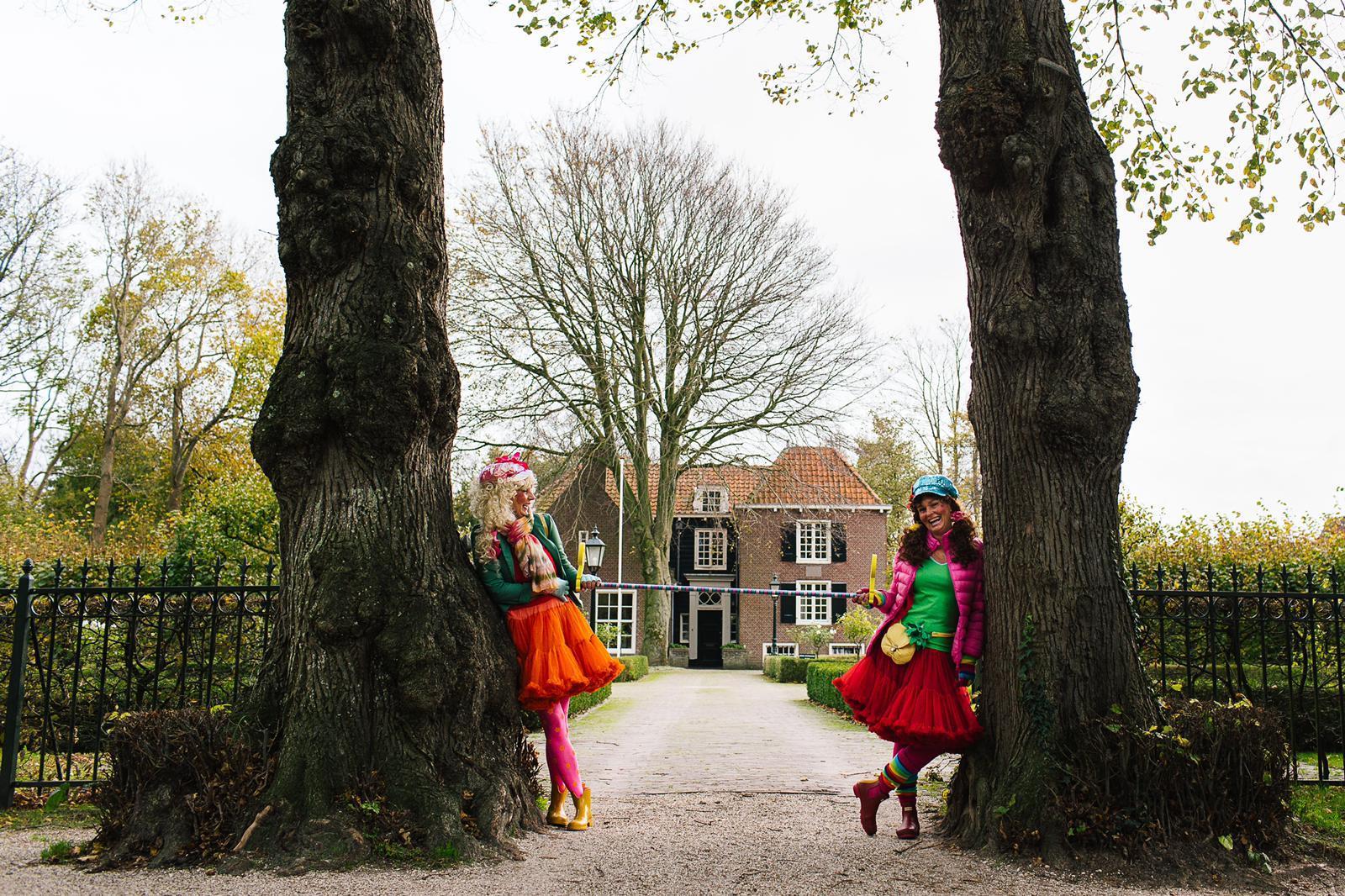 Sint in Voorhout dit jaar op film en met livestream