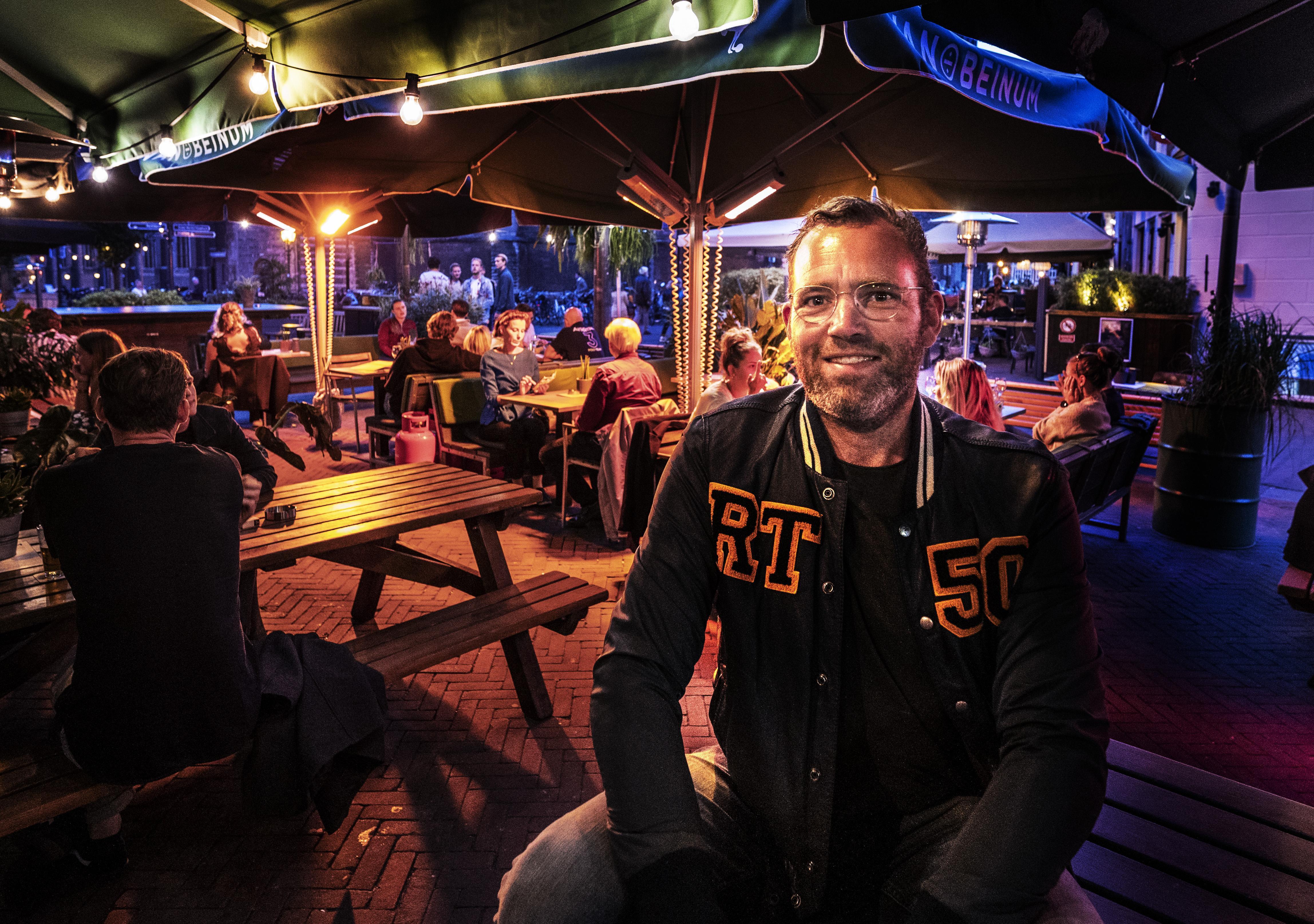 Verruiming terrassen in Haarlem verlengd tot na herfstvakanties