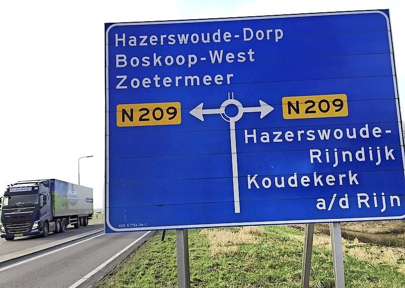 Geen aanpassing fel omstreden verkeersplan voor Hazerswoude-Dorp: 'Er is een besluit genomen en dat gaan we uitvoeren'