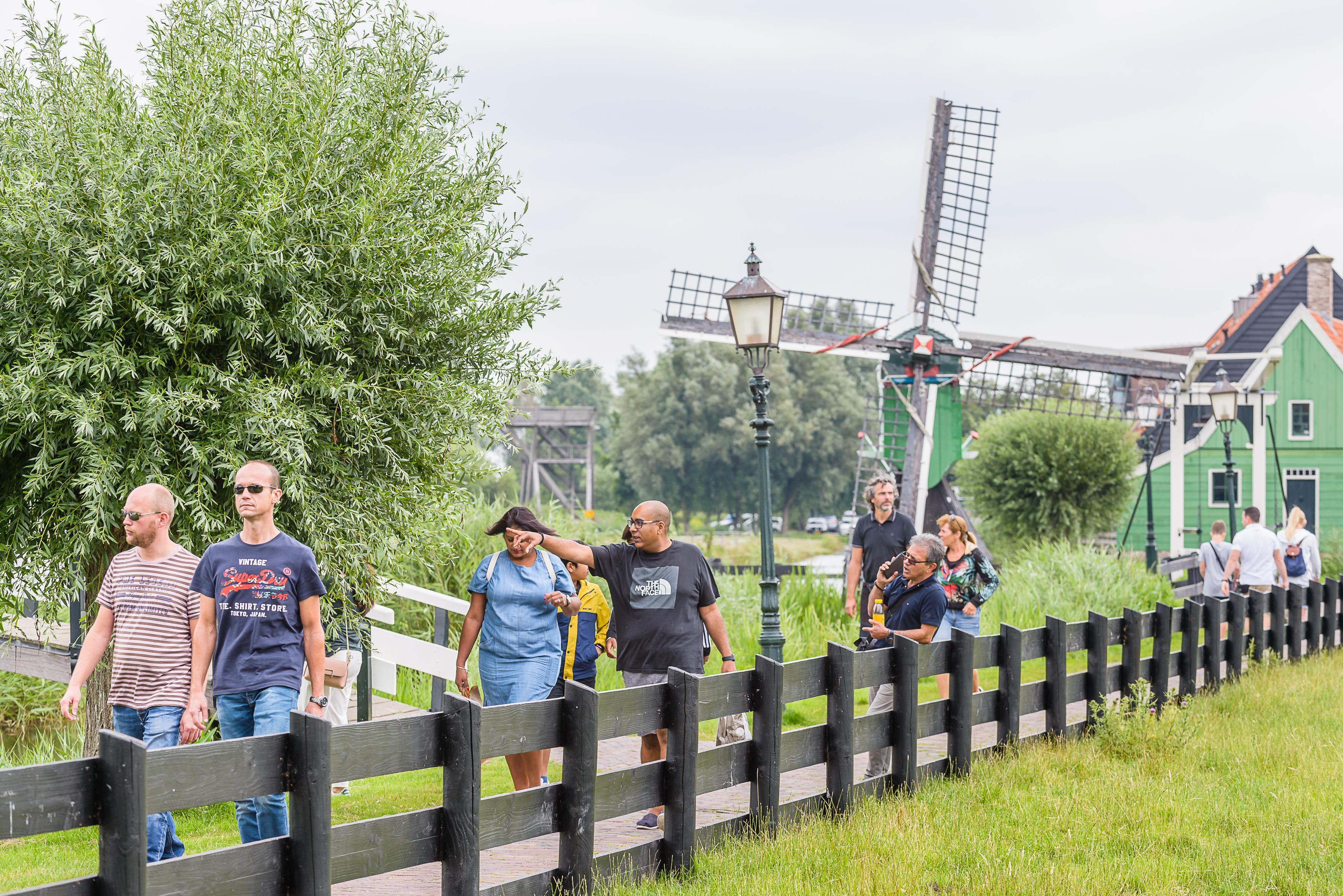 Zaanse Schans wil 'Leukste uitje van Nederland' zijn in ANWB- verkiezing