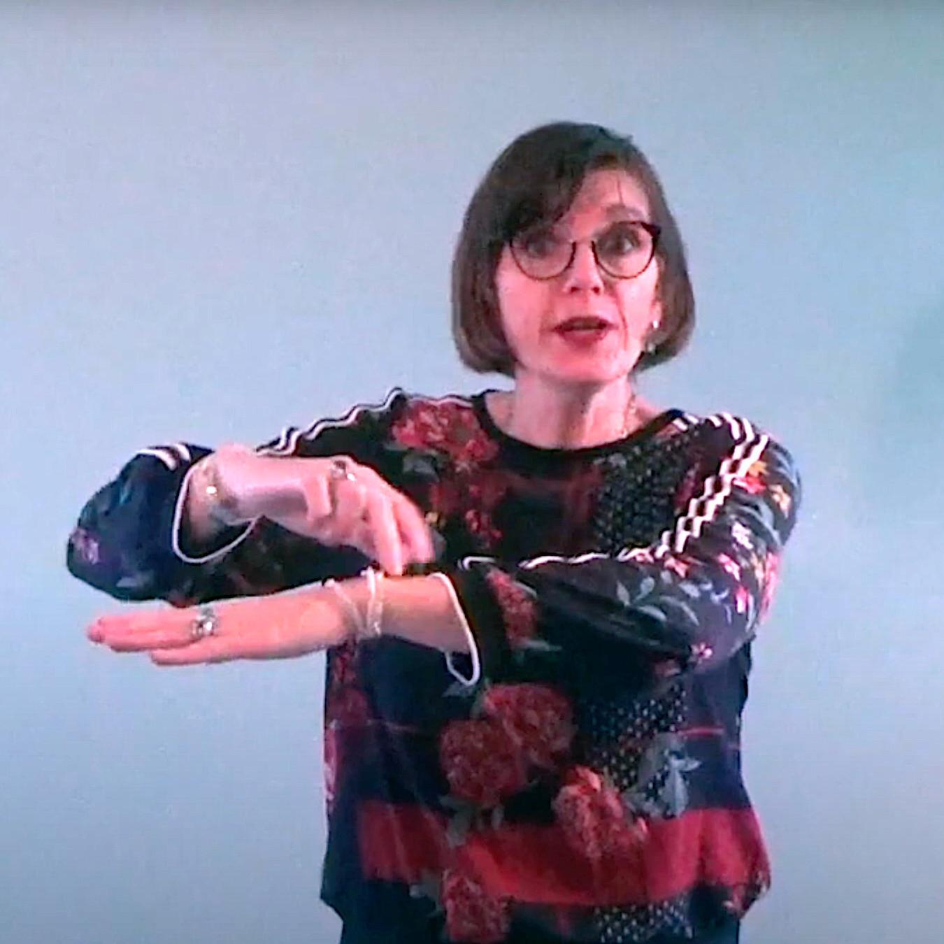 Gebarenliedjes van Irina Hoffer uit Berkhout zijn leuk en goed voor de taalontwikkeling