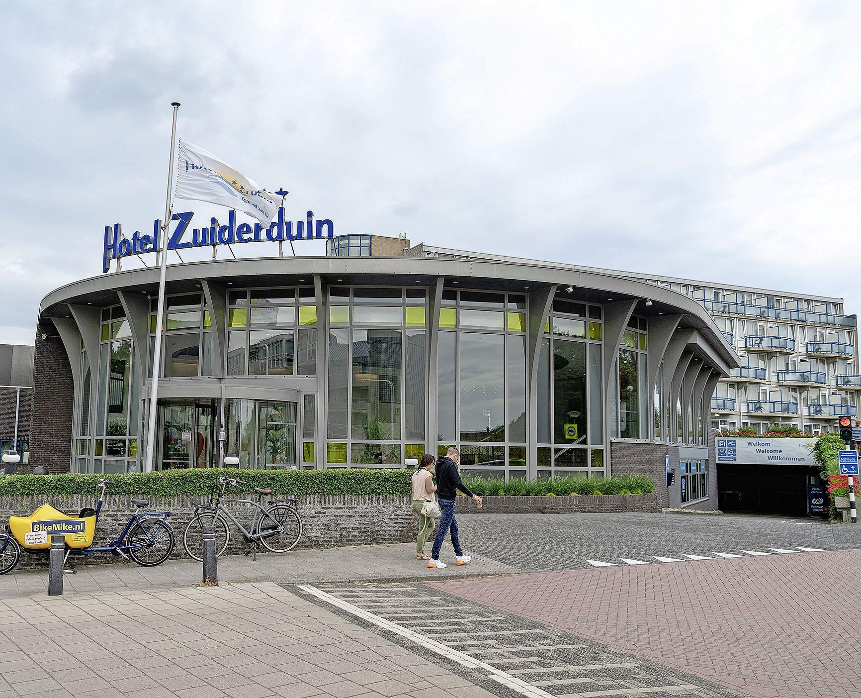 'Met Pasen tenminste vijf hotels open in Egmond aan Zee'. Ook Hotel De Vassy opent de deuren, onder bewind van een nieuwe eigenaar