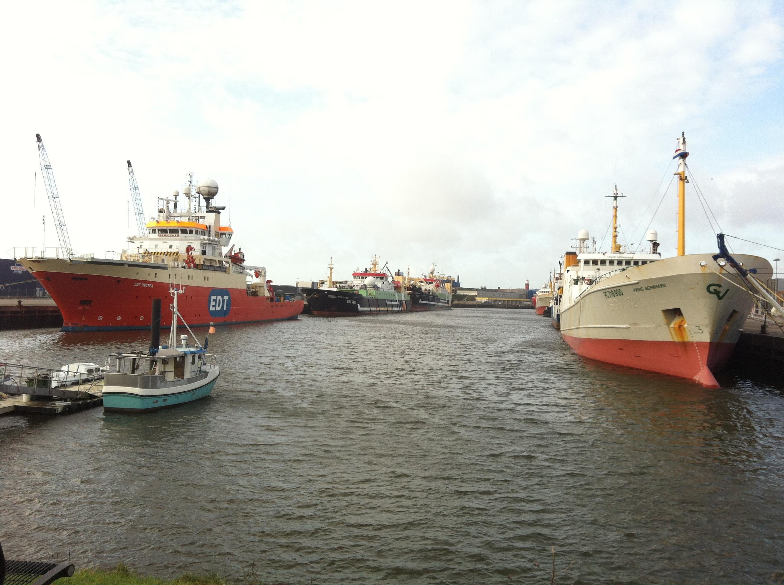 Havens in Noord-Holland krijgen 4 miljoen voor duurzame projecten