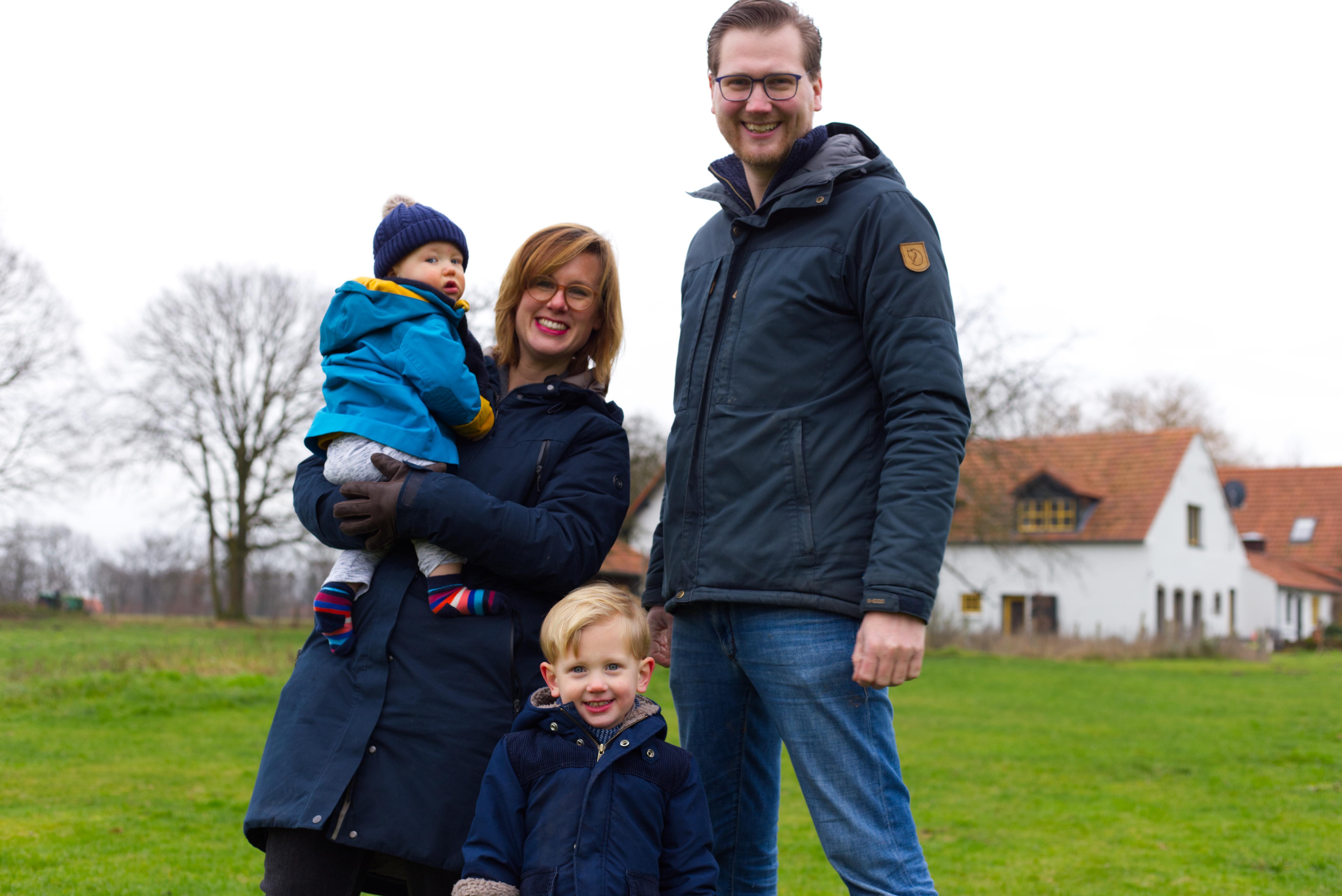 De stap van het Leidse echtpaar Aernout en Céline van Someren om in Brabant een Bed & Breakfast te openen is geen 'Ik vertrek' uit het boekje