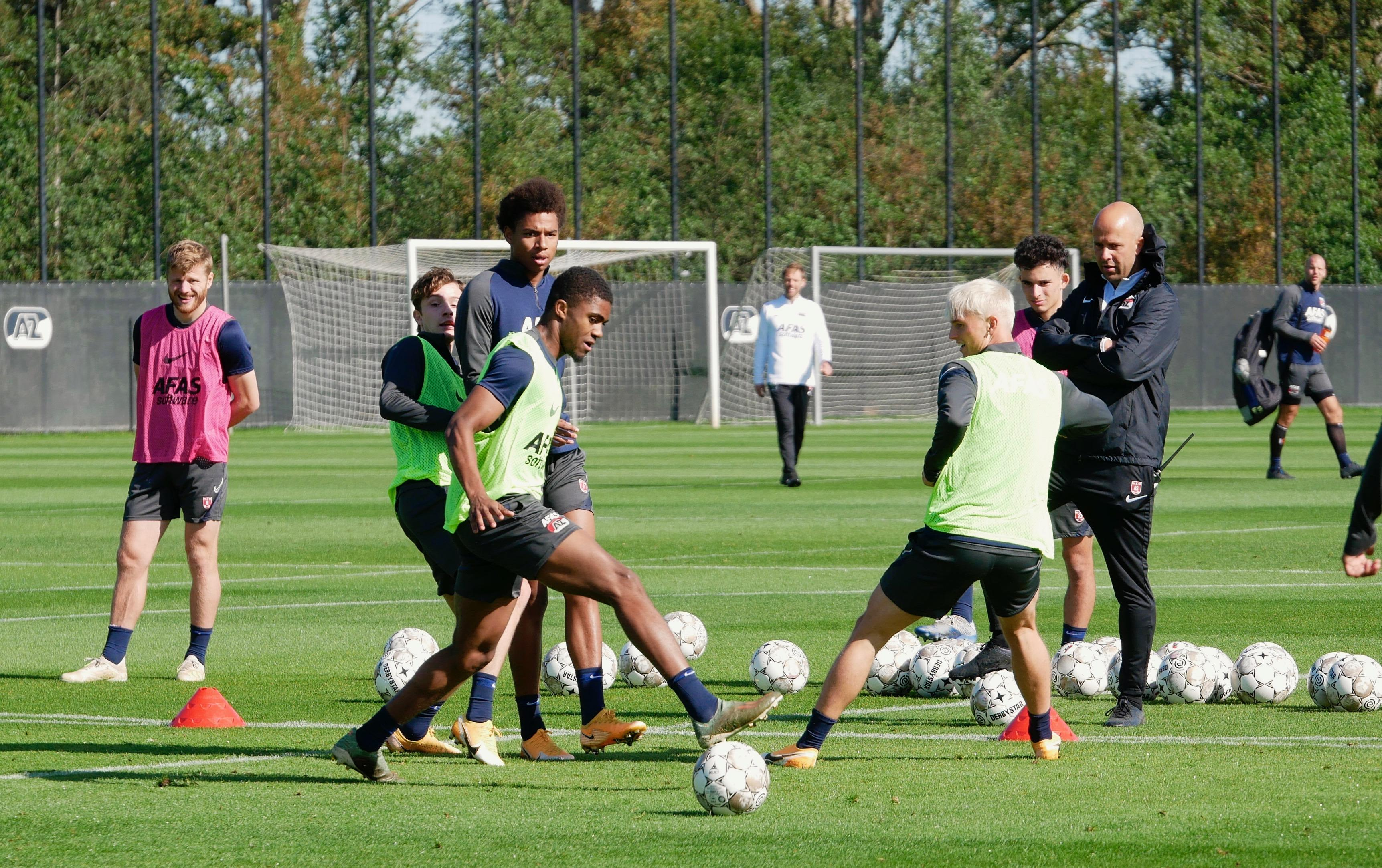 Blessures en twijfelgevallen bij AZ voor thuiswedstrijd tegen PEC Zwolle