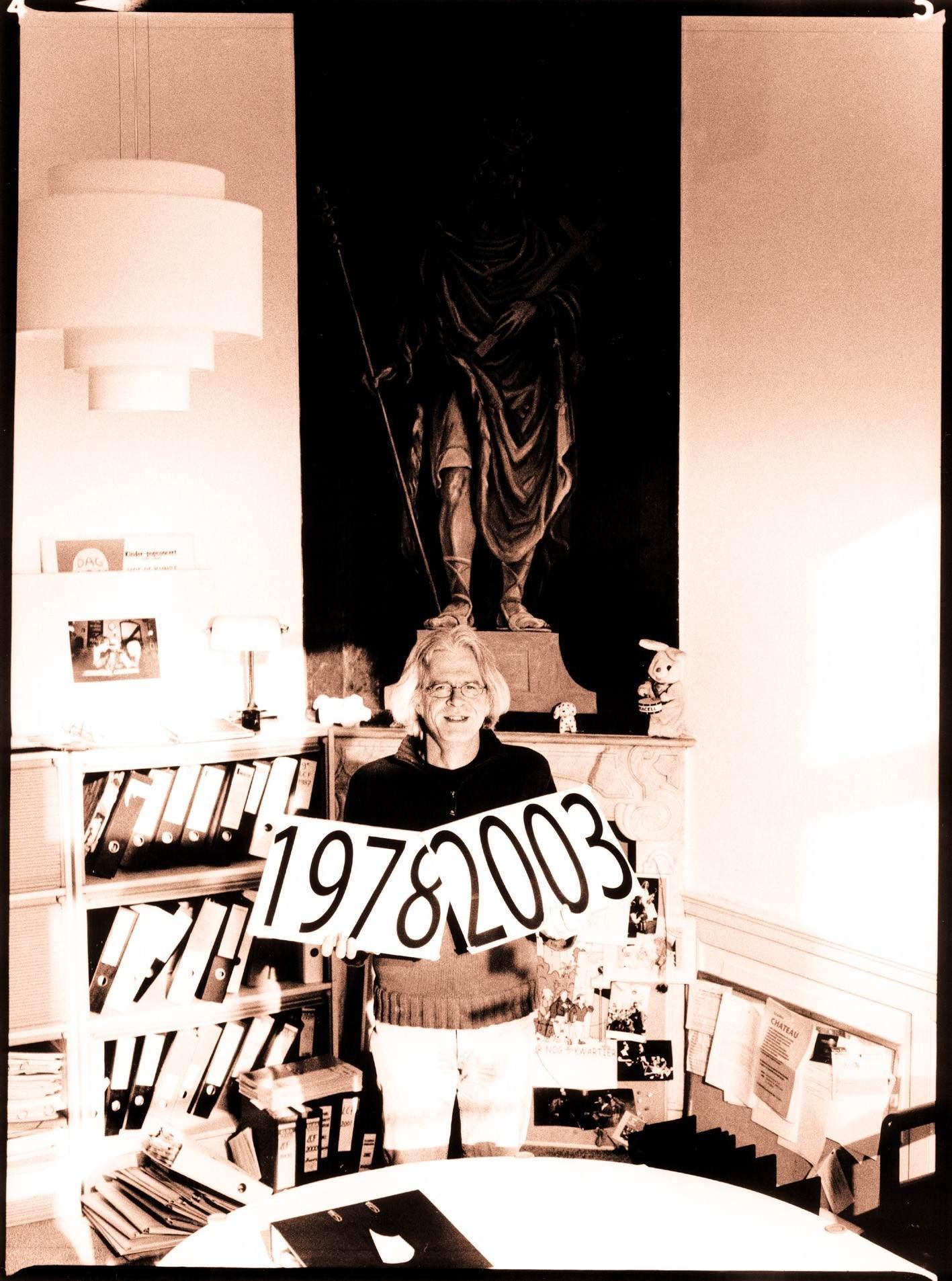 In Memoriam: Harry Kies (67), grondlegger van het Leids cabaretfestival en impresario van tal van artiesten