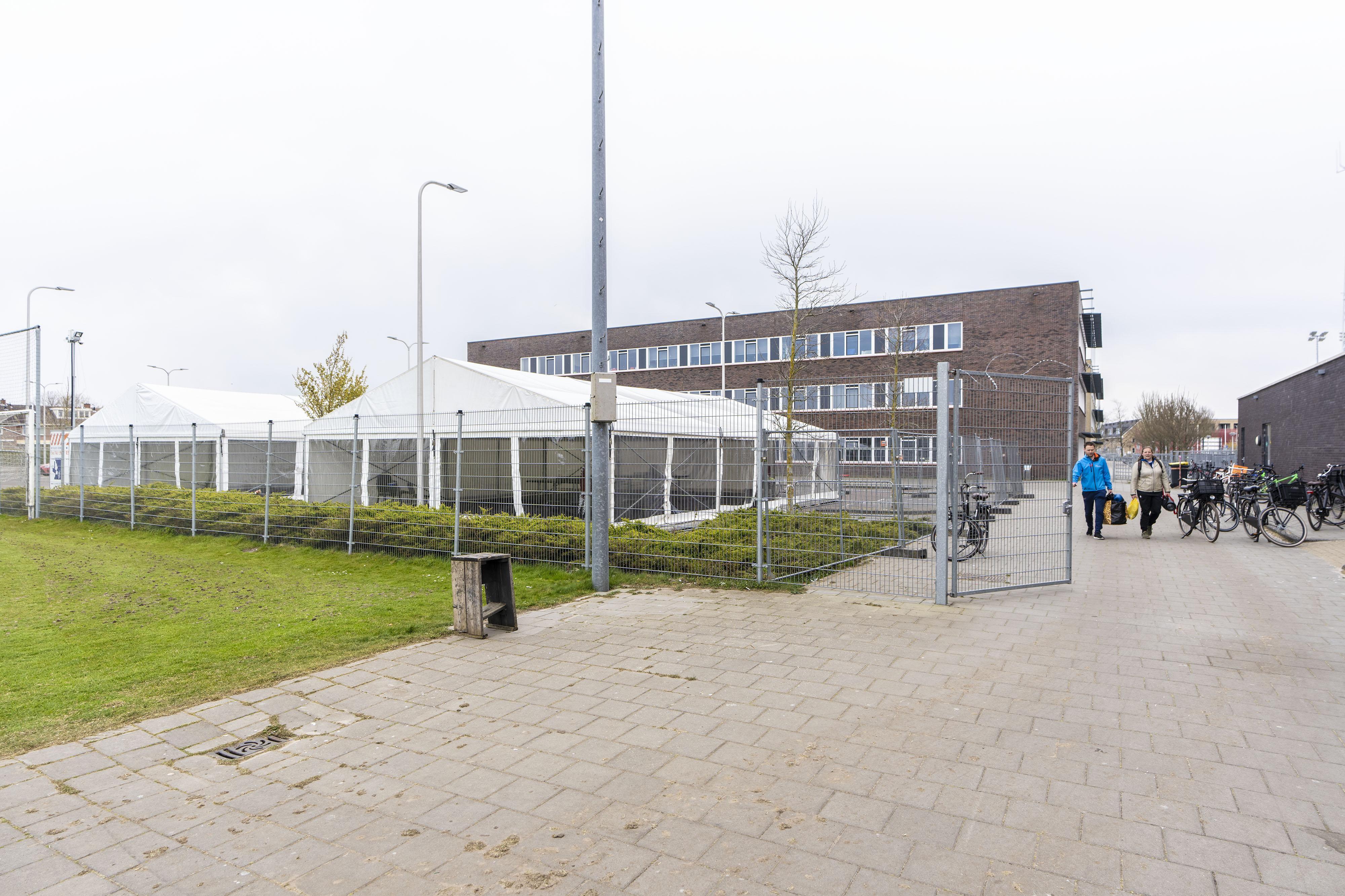 Pleidooi voor overdekte oefenruimtes in Noordwijkerhout en De Zilk