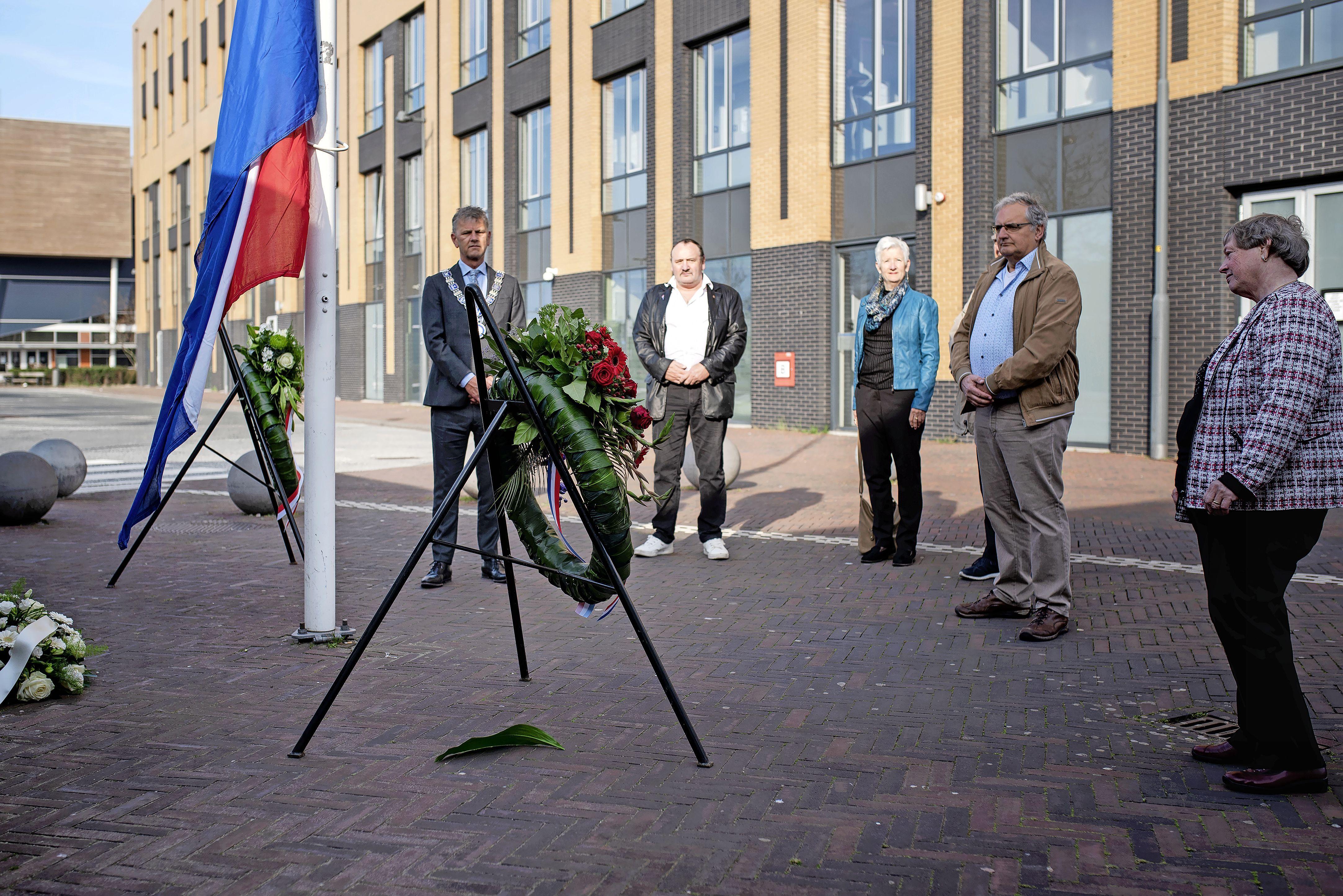 Herdenking van razzia Beverwijk en Velsen-Noord ook dit jaar sober vanwege de coronaregels
