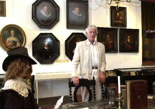 Oud-directeur Westfries Museum Ruud Spruit overleden