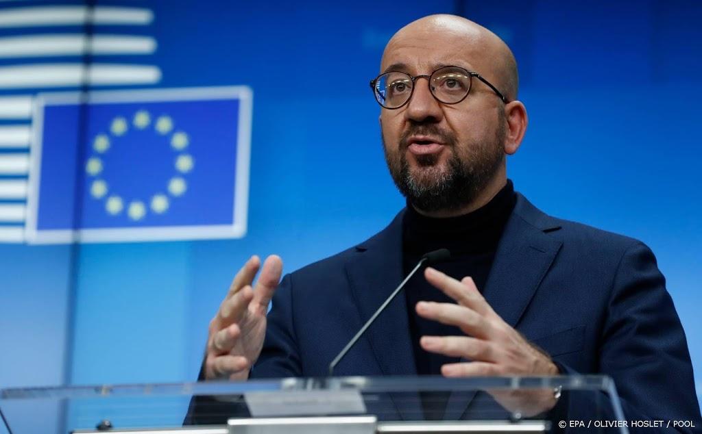EU-president: Turkije kiest nog niet de positieve weg