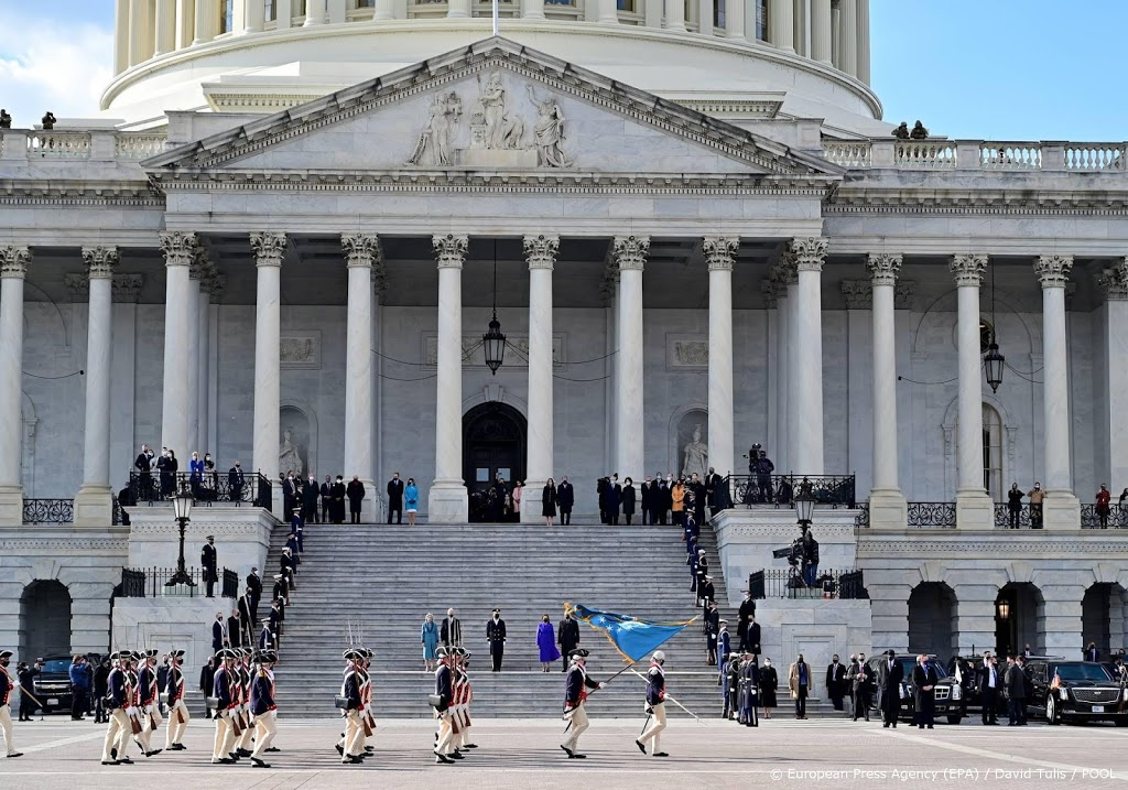 Democraten en Republikeinen in Senaat VS willen meer samenwerken