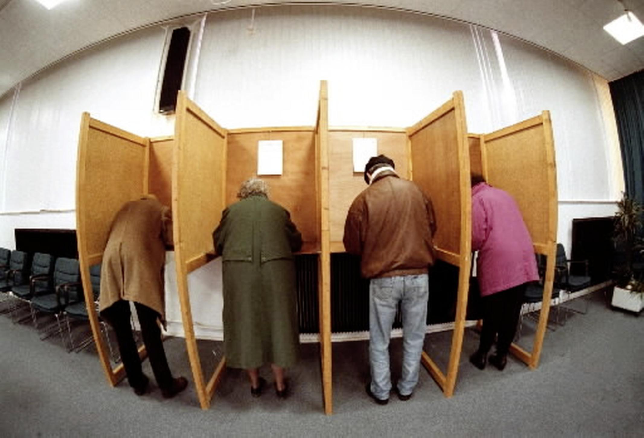 Verkiezingsuitslag is dit jaar 'maar een saaie boel'