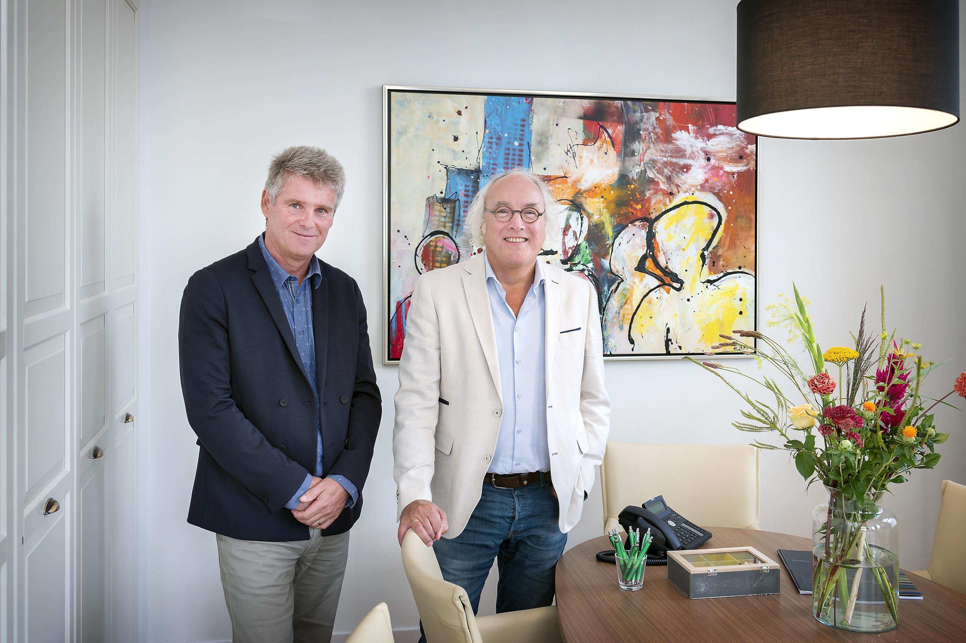 Vermogensbeheerder Topcapital opent in Haarlem derde filiaal: knagend geweten leidt tot eigen bedrijf