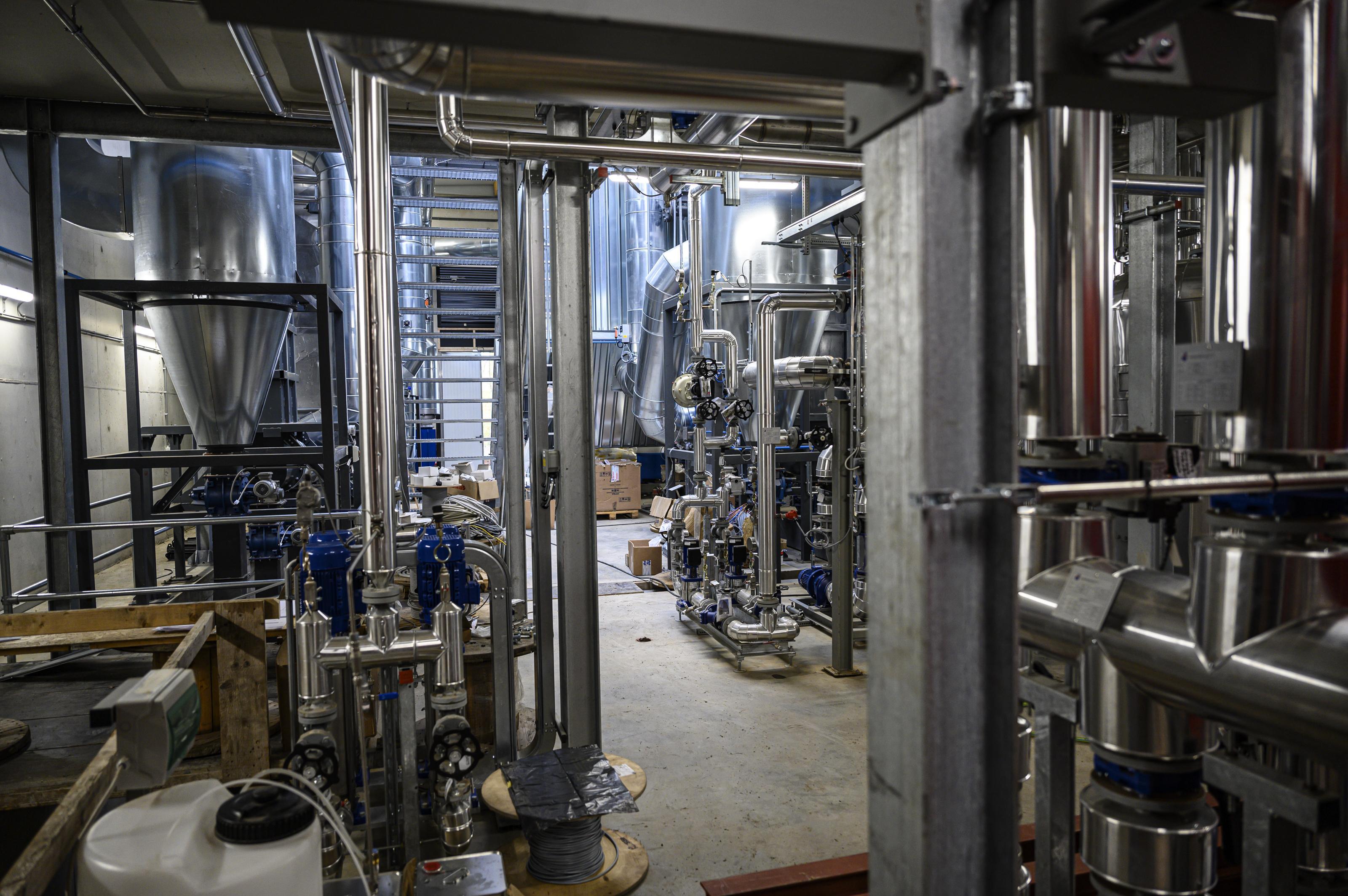 Streep door biomassacentrale van Meerlanden, maar omwonenden zijn nog niet helemaal gerustgesteld