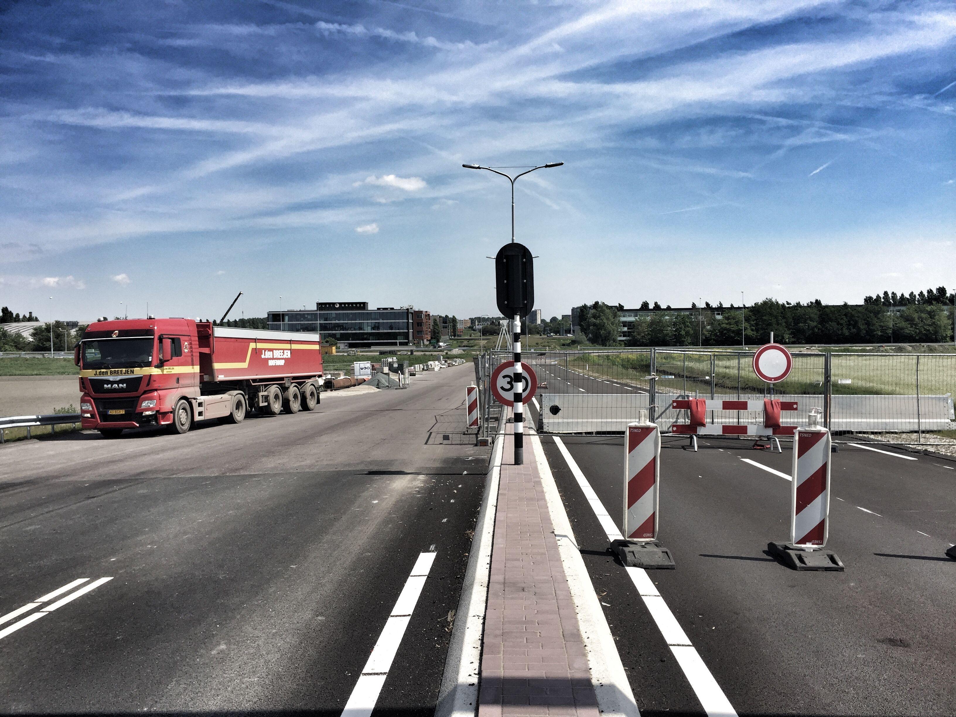 Weg naar Osdorp eind 2017 klaar