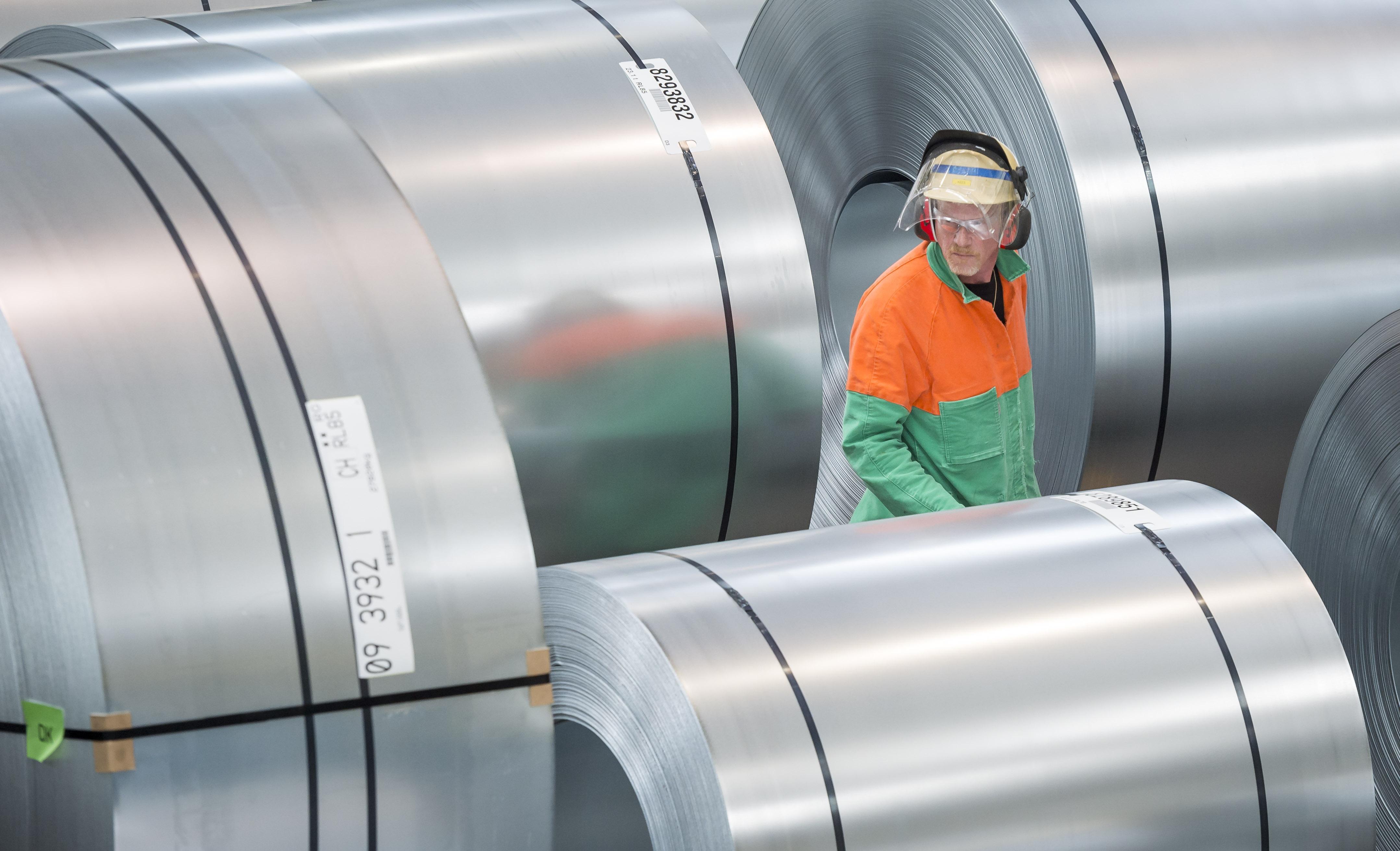 Brussel start onderzoek naar fusie Tata Steel en Thyssen