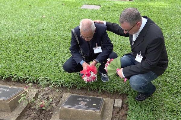 Pia Media zoekt verhalen achter oorlogsgraven