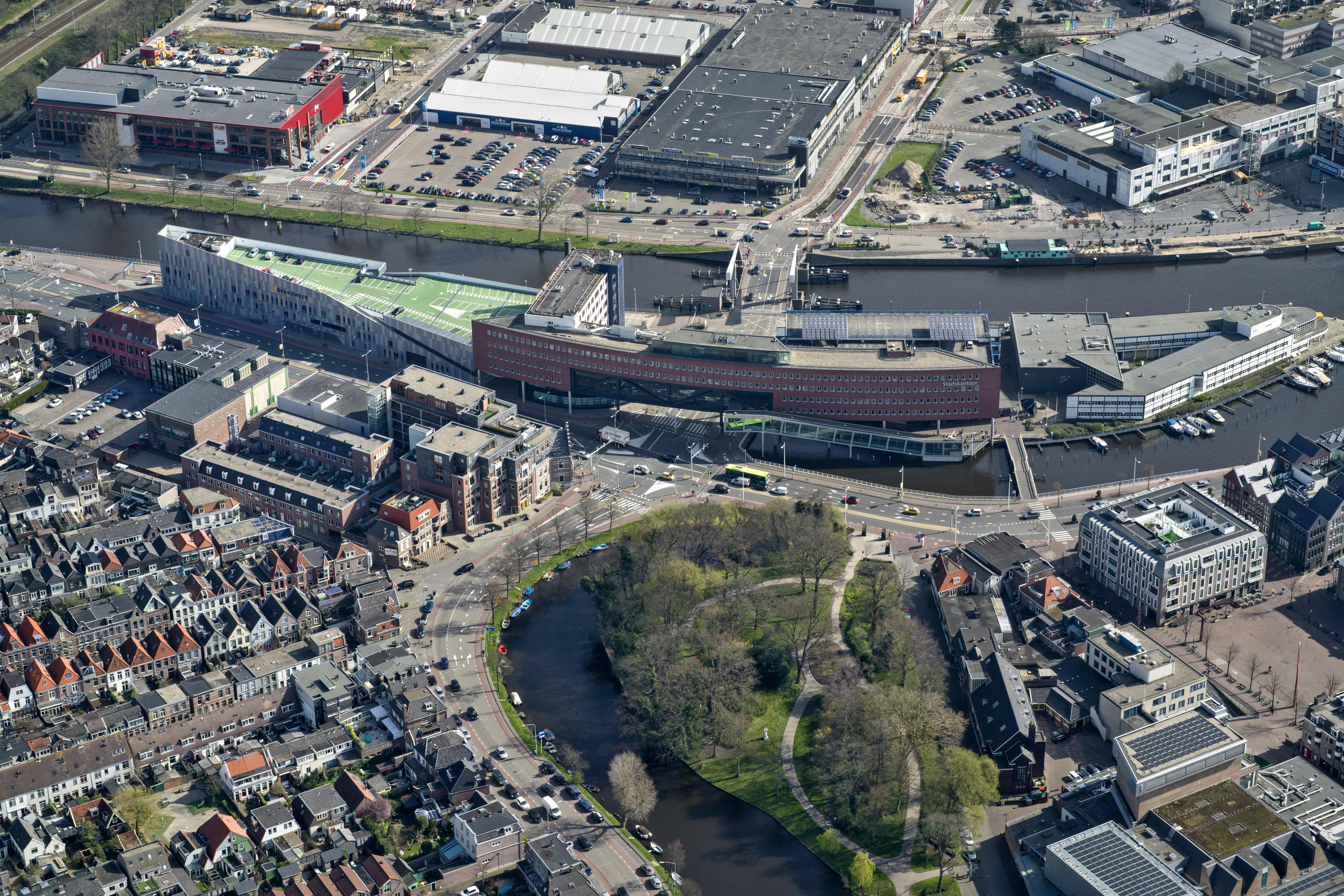 Daklozenopvang verhuist naar brandweerkazerne in binnenstad van Alkmaar. 'Deze locatie biedt meer dan alleen een bed'