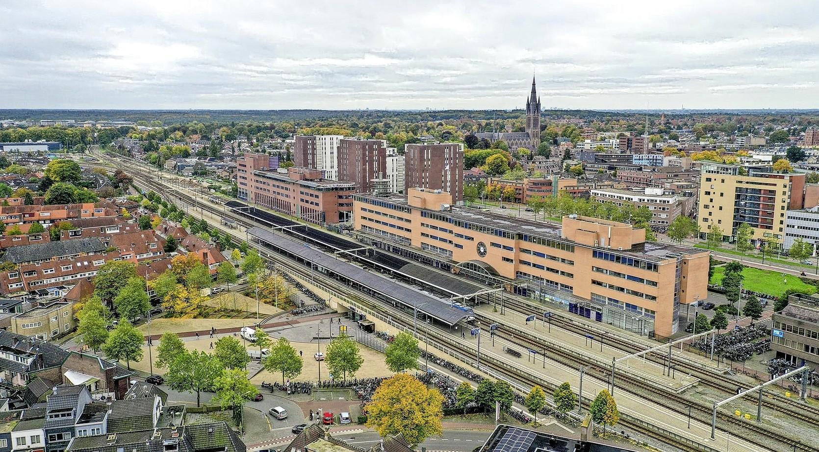 Steeds meer nieuwe huizen gebouwd bij stations: 'Zo sparen we het landelijk gebied'
