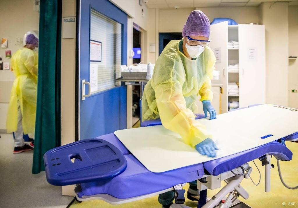 Capaciteit van intensive cares verder uitgebreid om coronadrukte