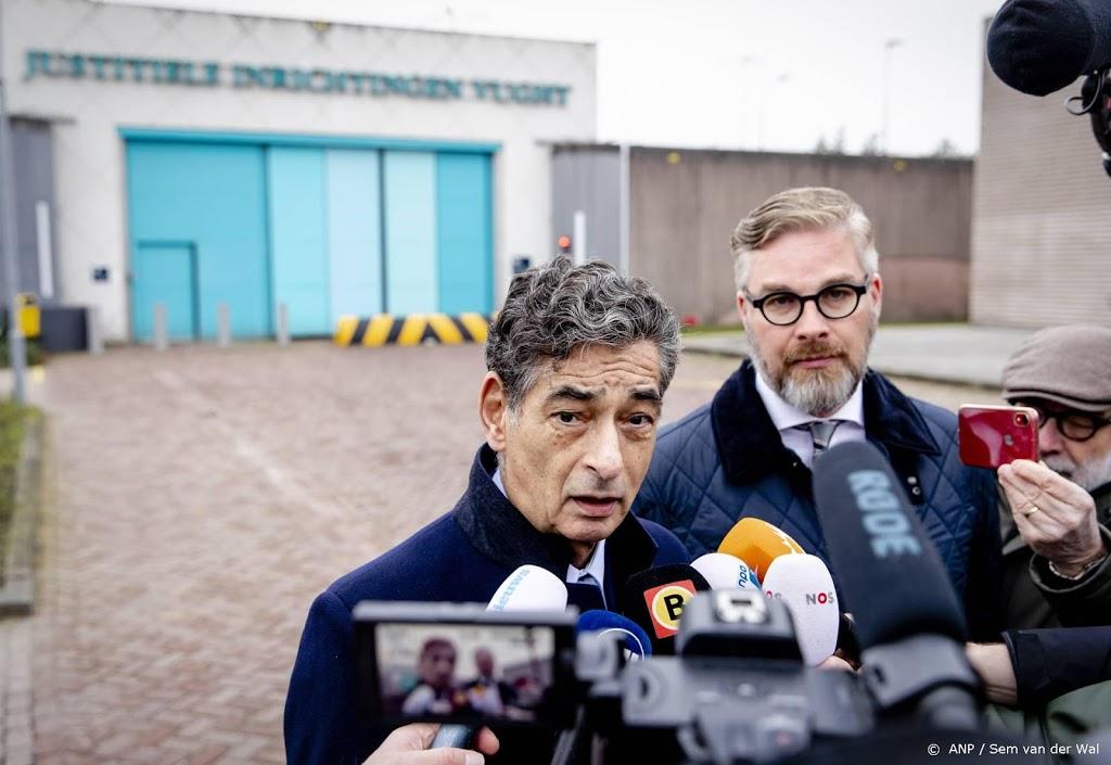 Advocaat Spong beraadt zich op positie opgestapte Smeets