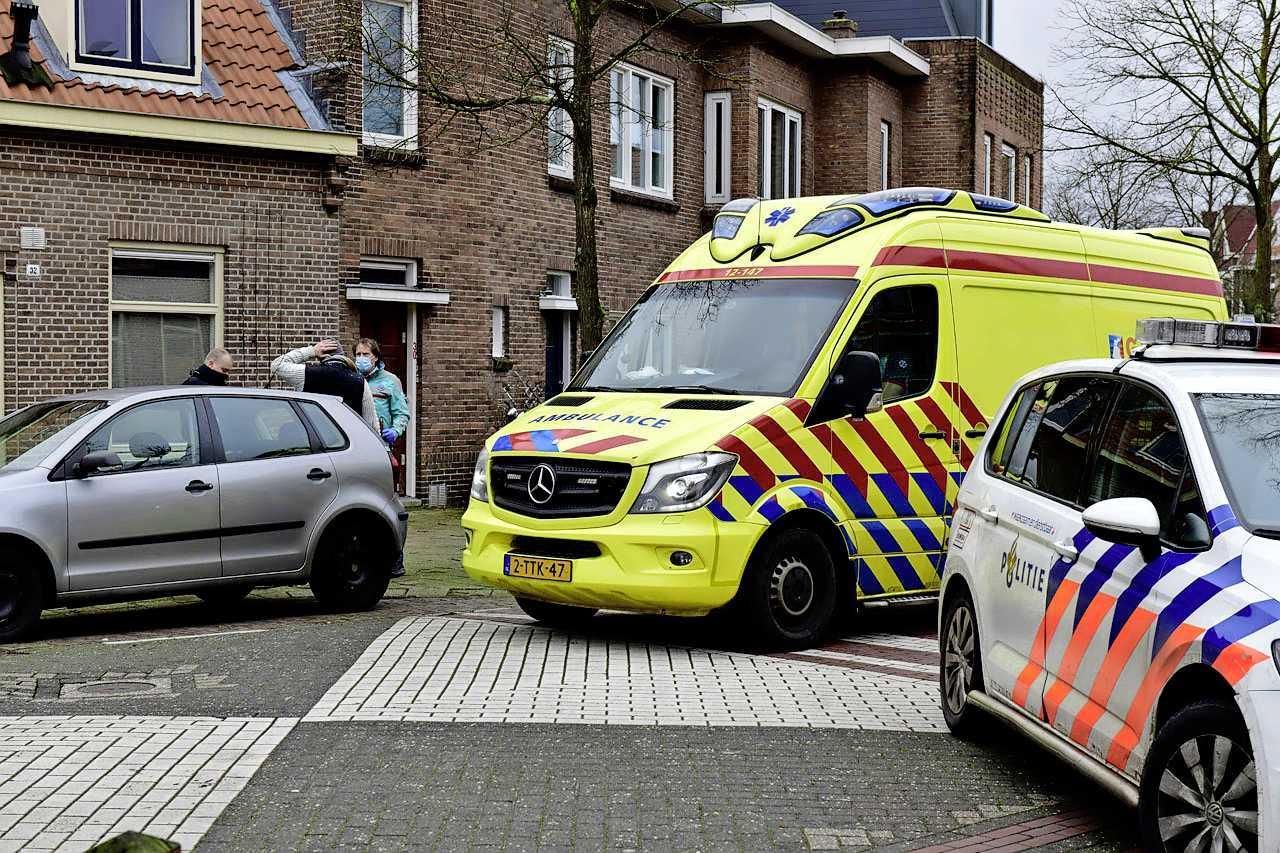 Man mishandeld op de Byzantiumstraat in Haarlem, 'verdachten zaten slachtoffer achterna met stok'