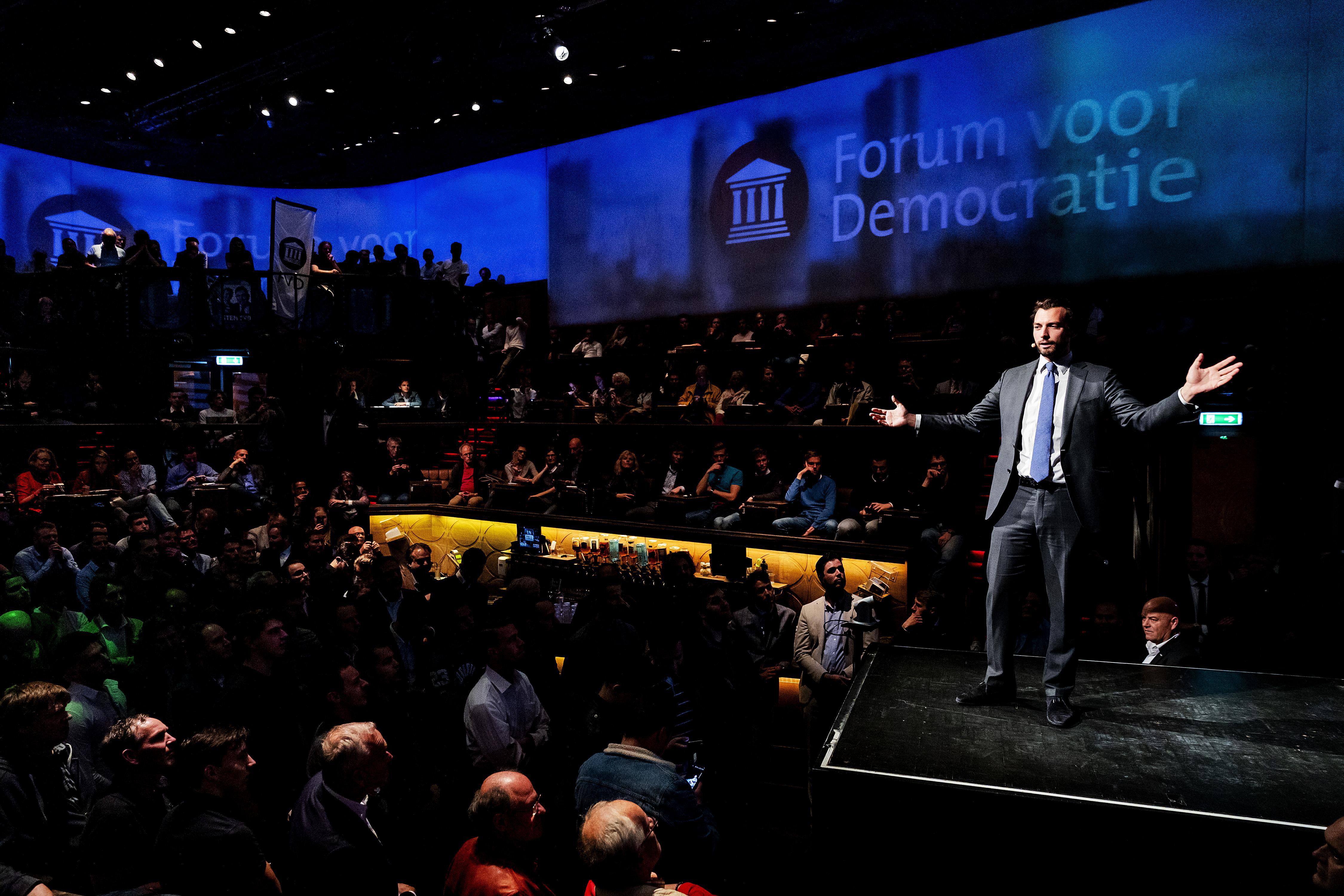 'Het einde van Forum voor Democratie is in zicht'