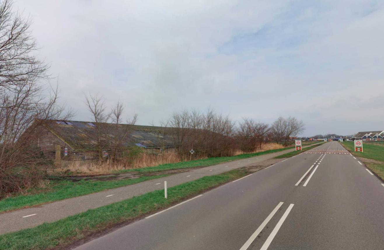 Plan voor zes woningen op plek oude schapenloods op Marken