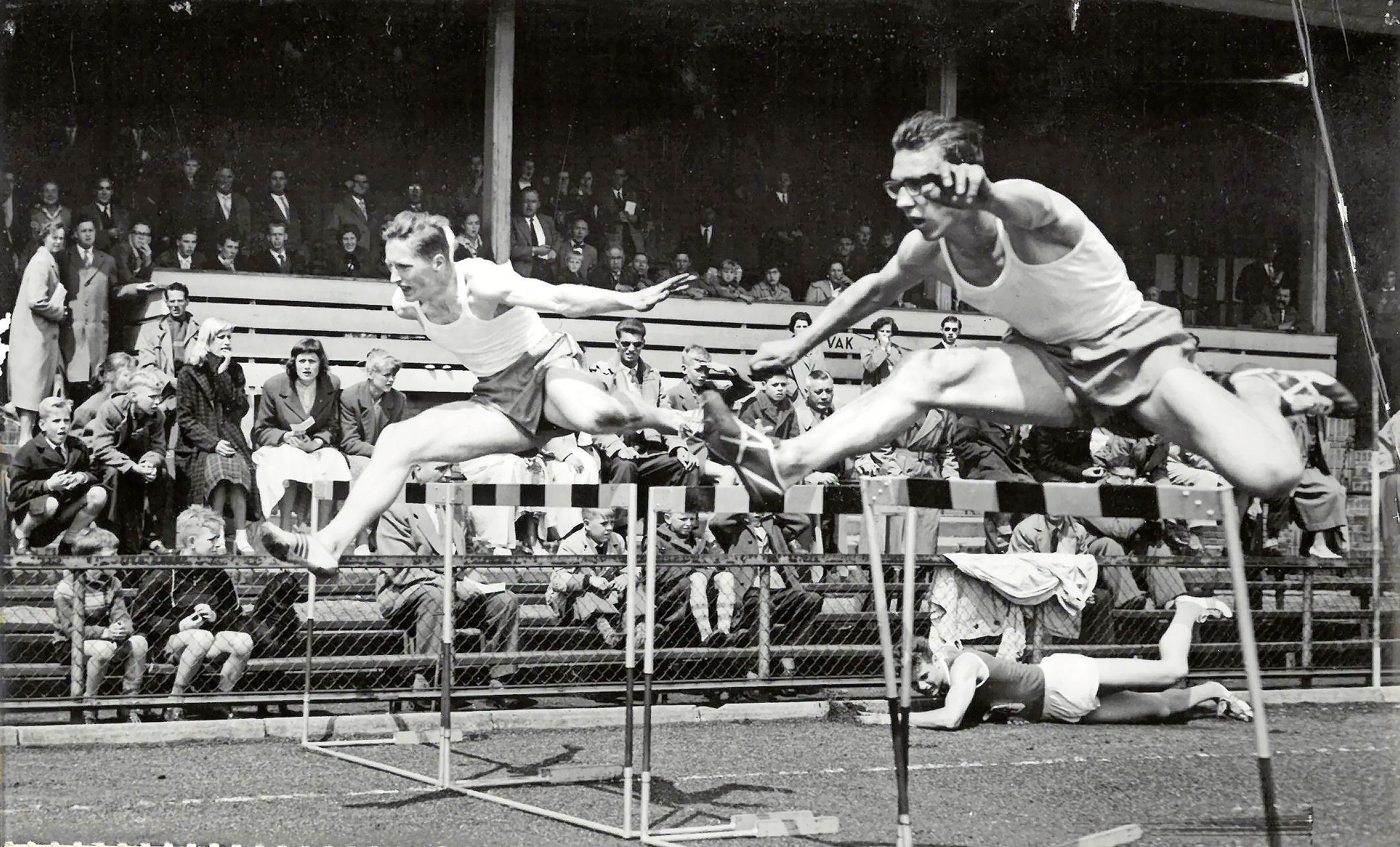 Harry Joacim (1938 - 2021). Atleet, trainer, gymdocent en golfpro die zelfs door de dood bijna niet was te verslaan